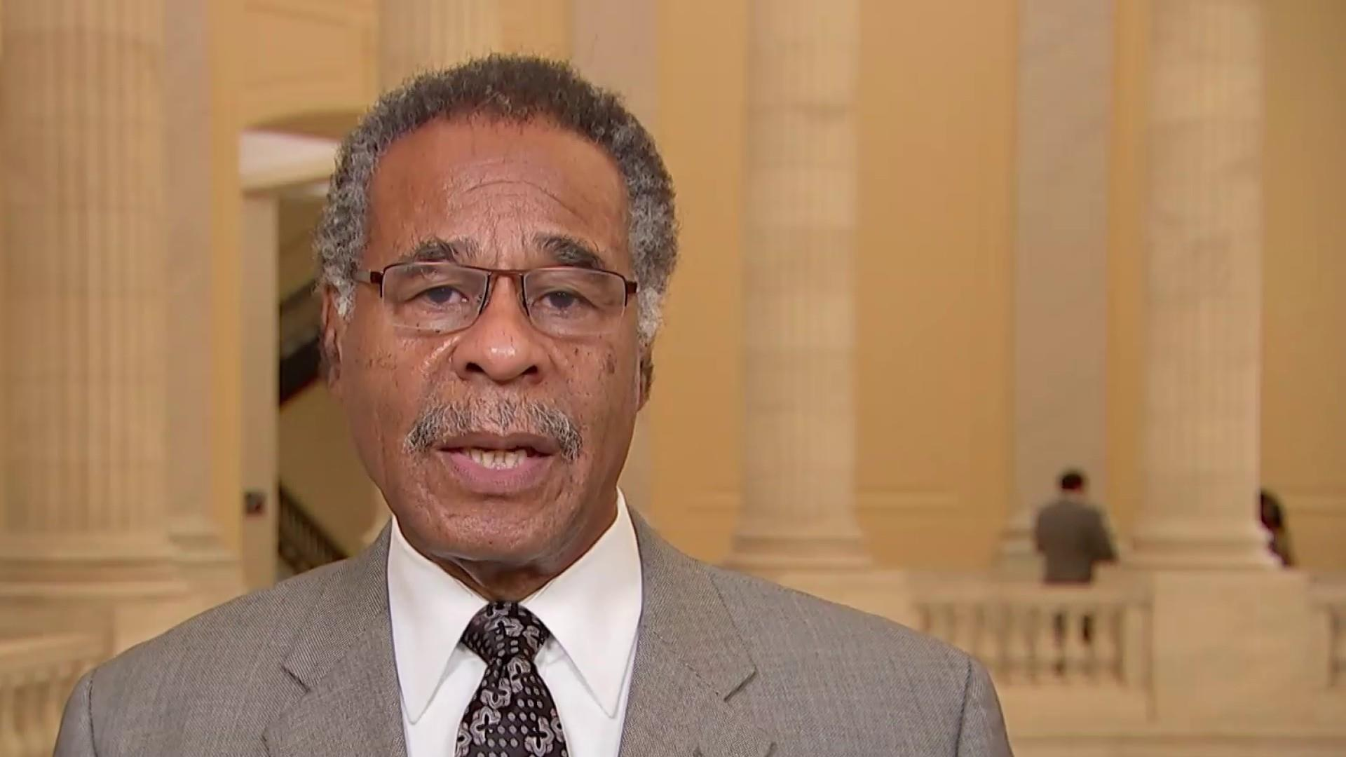 Rep Emanuel Cleaver relects on the life and legacy of Elijah Cummings