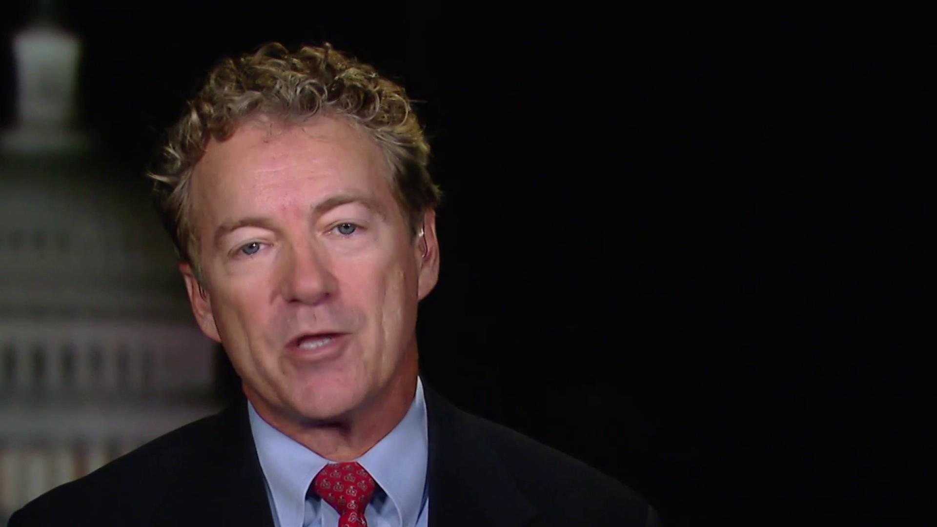 Rand Paul on Syria: I don't see a national interest, I see a huge mess