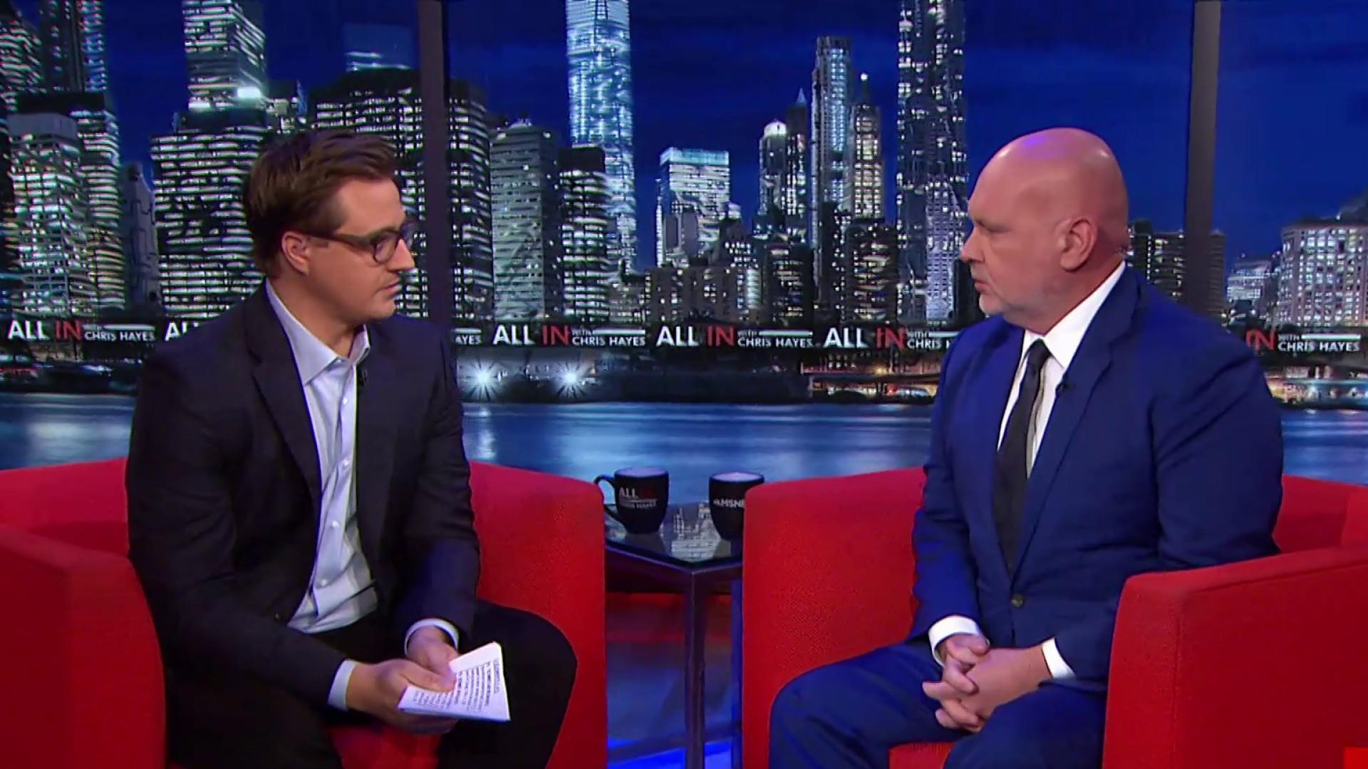 Steve Schmidt returns to MSNBC