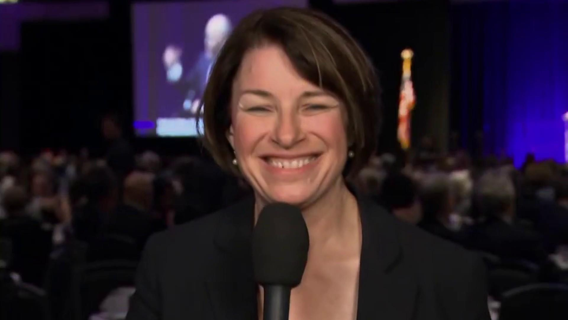 Klobuchar blasts handling of Turkey, 'You're sitting over there in Israel, you start to wonder, is America really our ally?'
