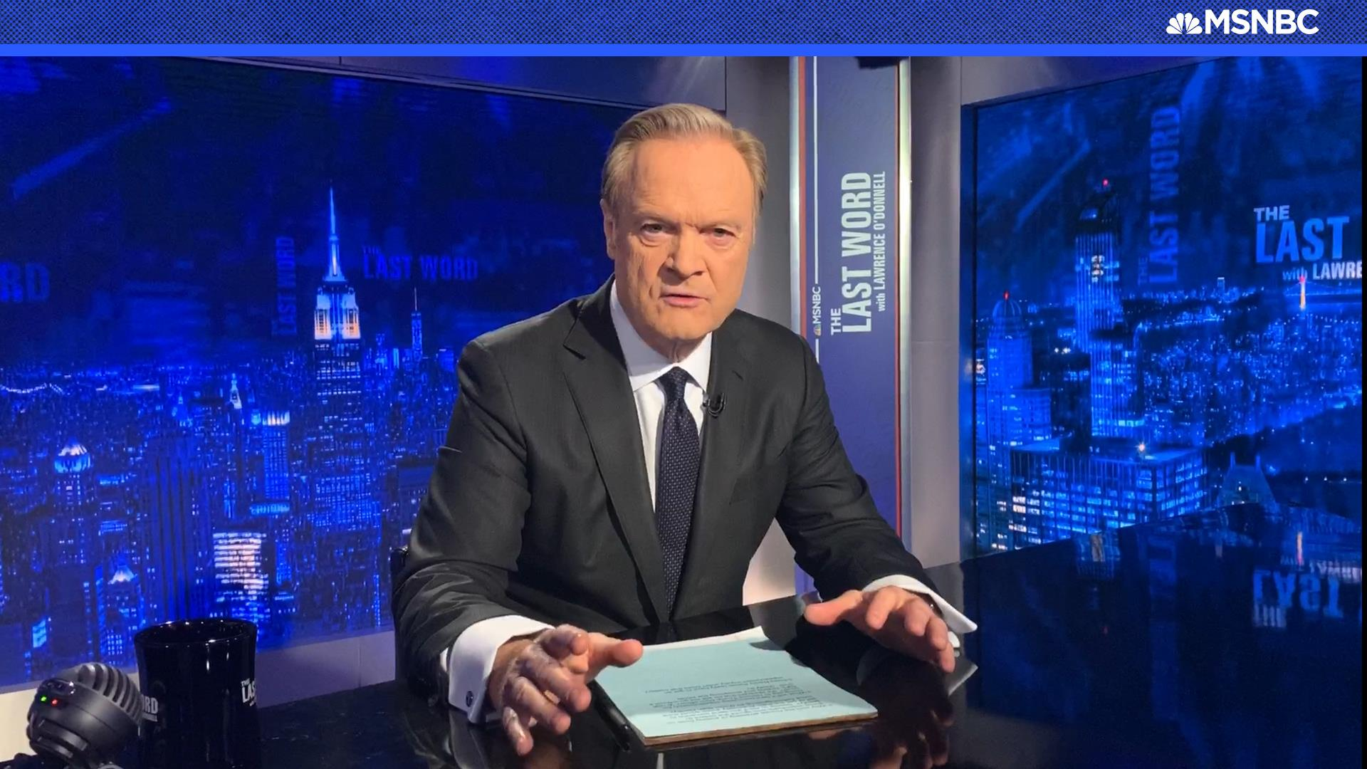 Lawrence O'Donnell answers your impeachment questions