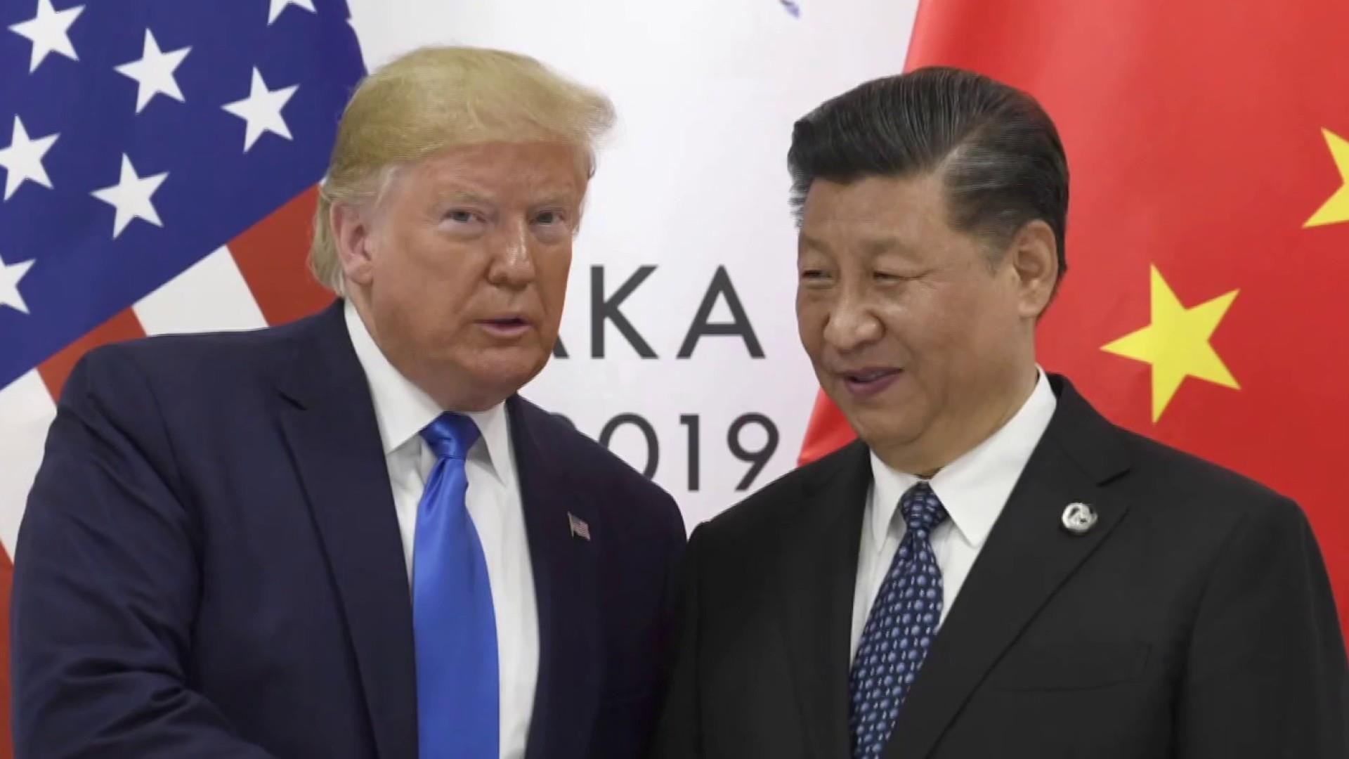 President Trump reportedly promised Xi he'd stay quiet on Hong Kong protests during trade talks