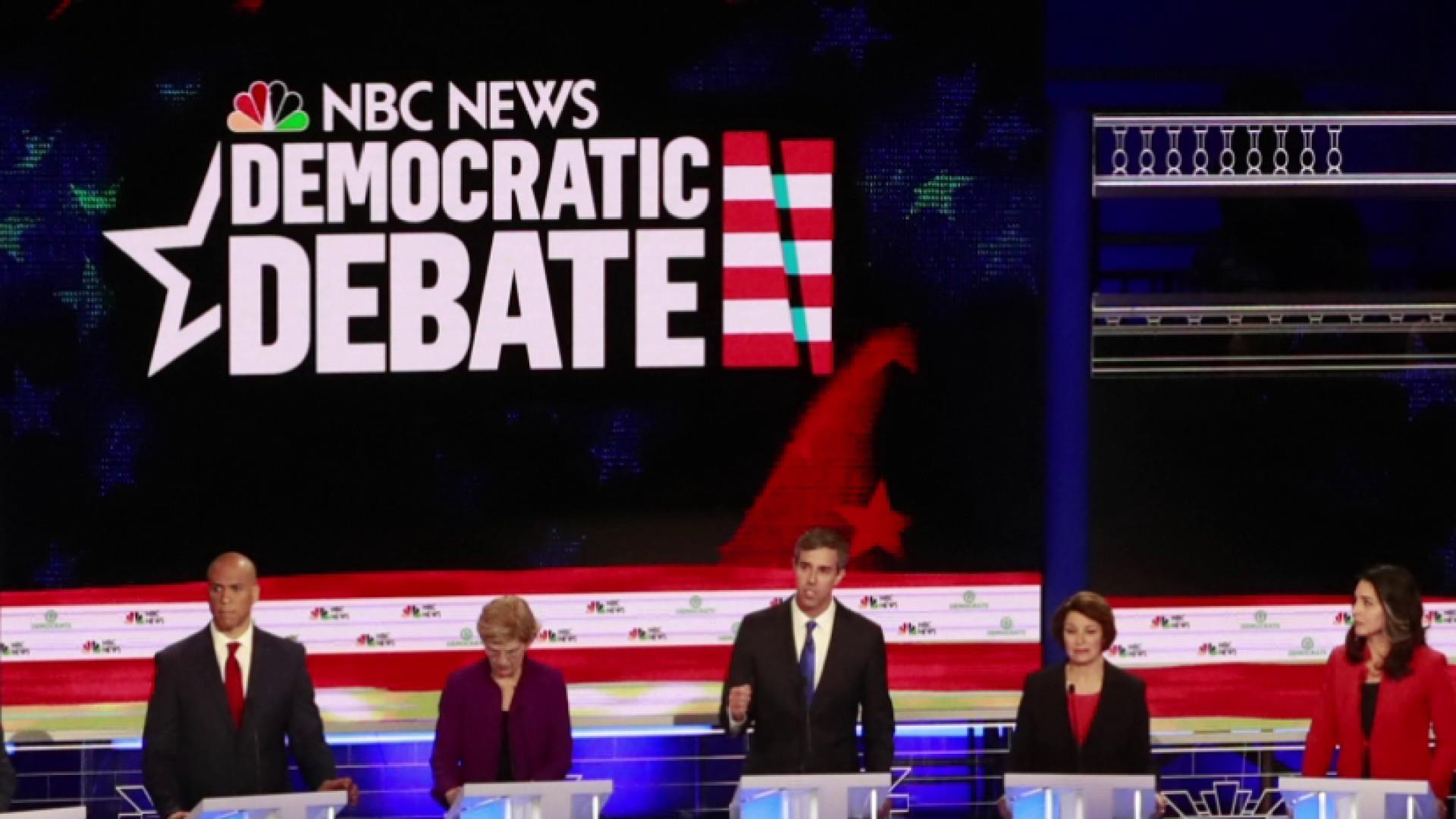 NYT: Anxious Dems ask if there's anybody else to mount 11th hour presidential bid