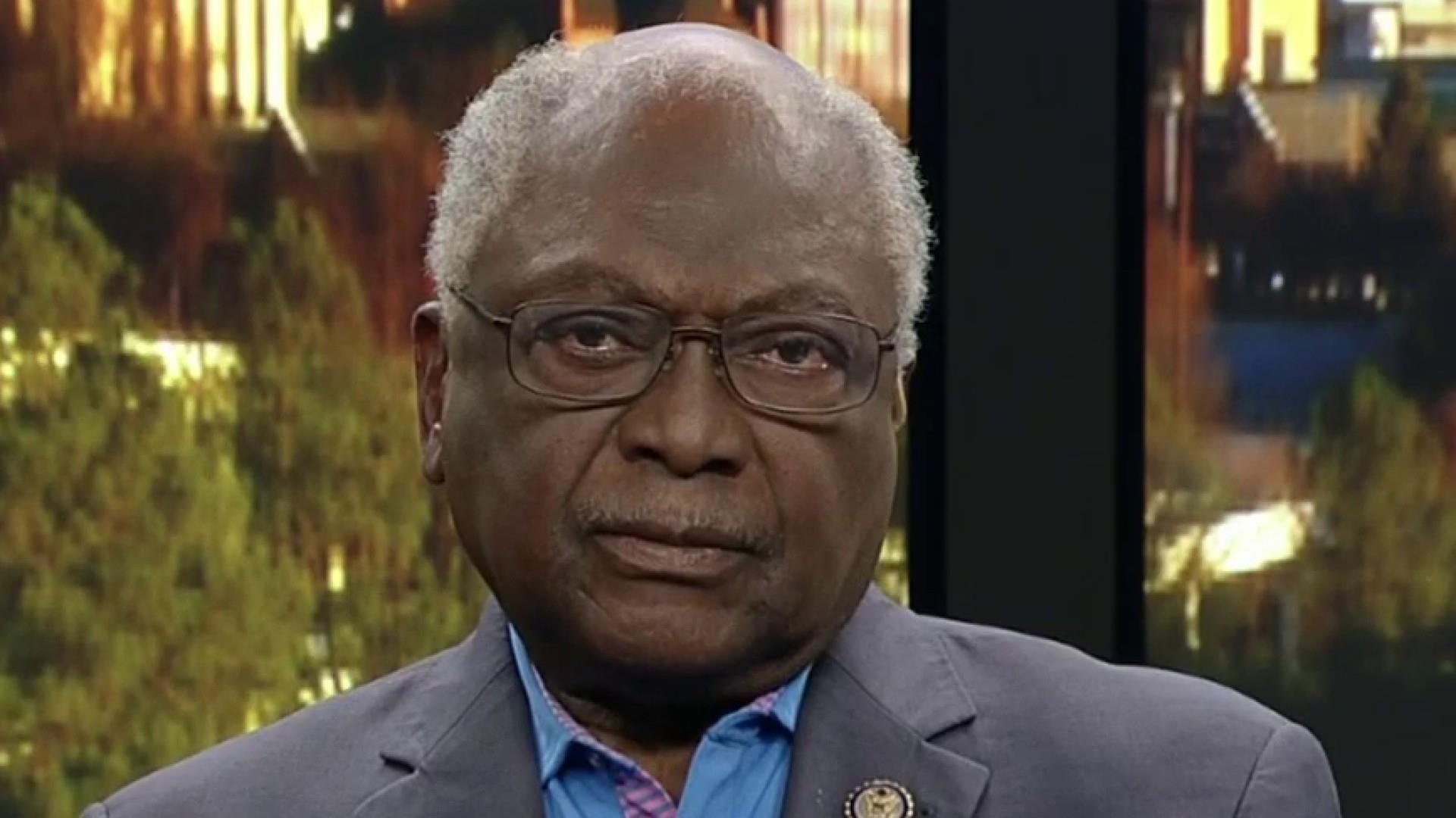 Rep. Clyburn talks Syria, impeachment, and the key to winning South Carolina
