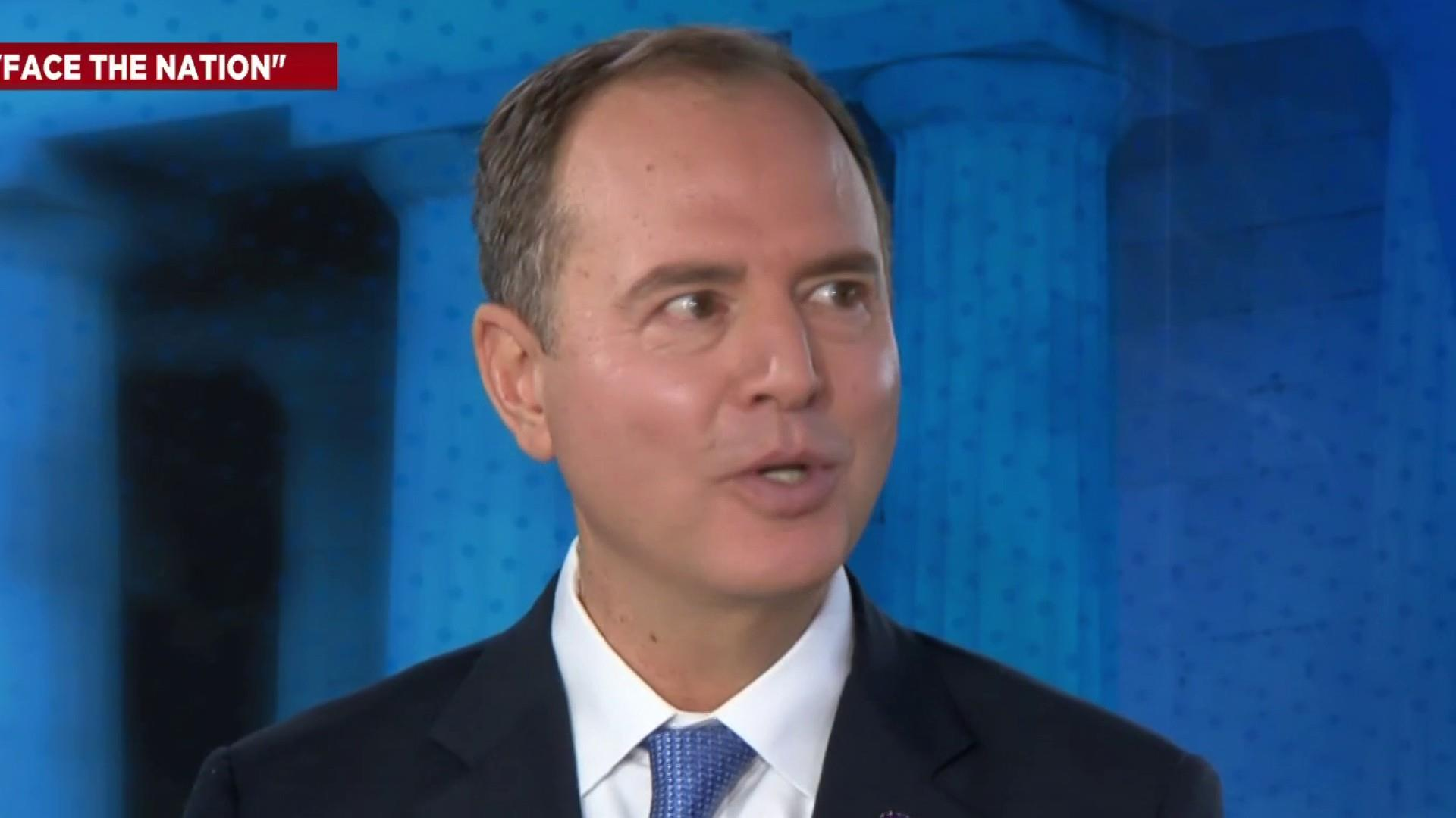 Schiff: Whistleblower testimony might not be needed in impeachment inquiry