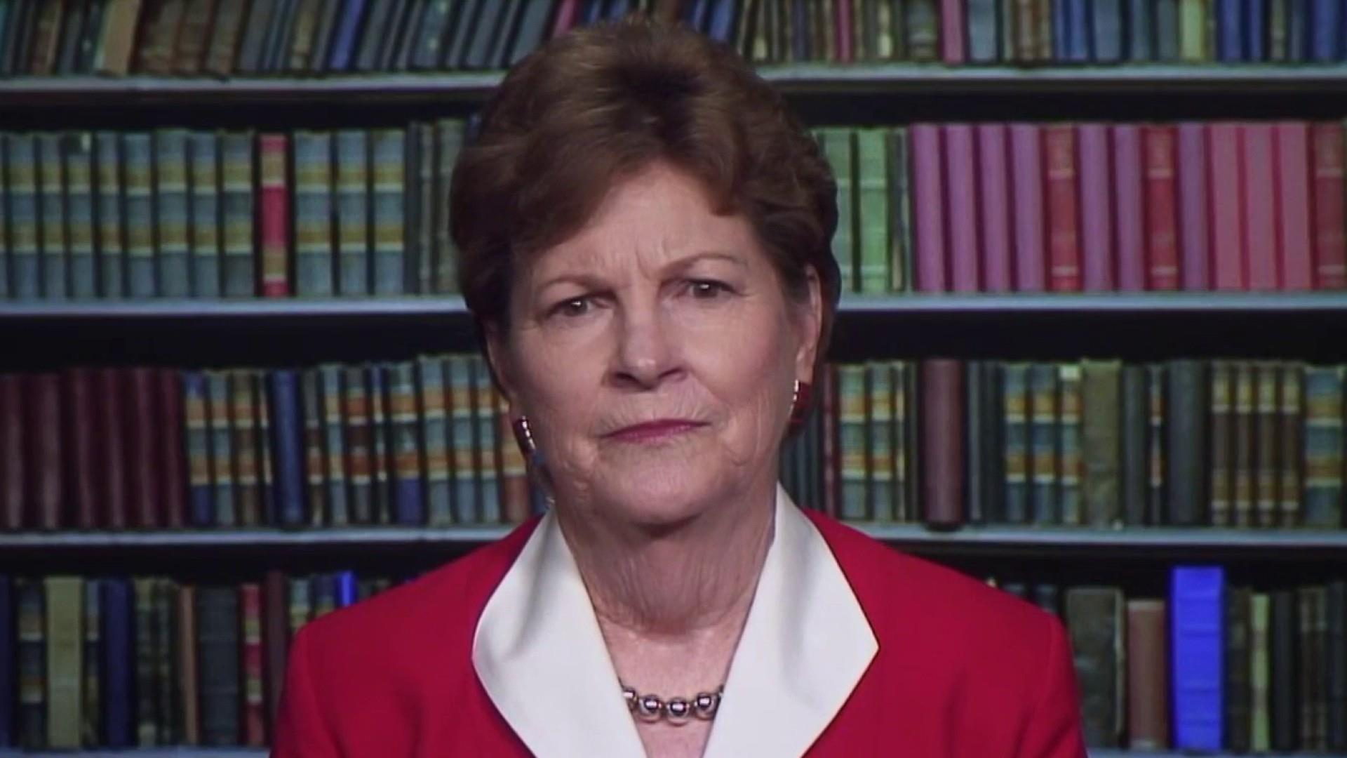Sen. Shaheen: It's in the national security interest of this country that we have a State Dept. that functions.