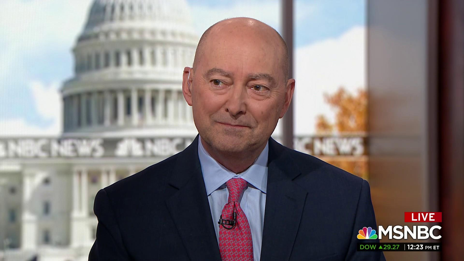 Adm. Stavridis: I think at this point that ship has sailed in terms of protecting the Kurds. They are highly at risk, as we see. ISIS will resurge.