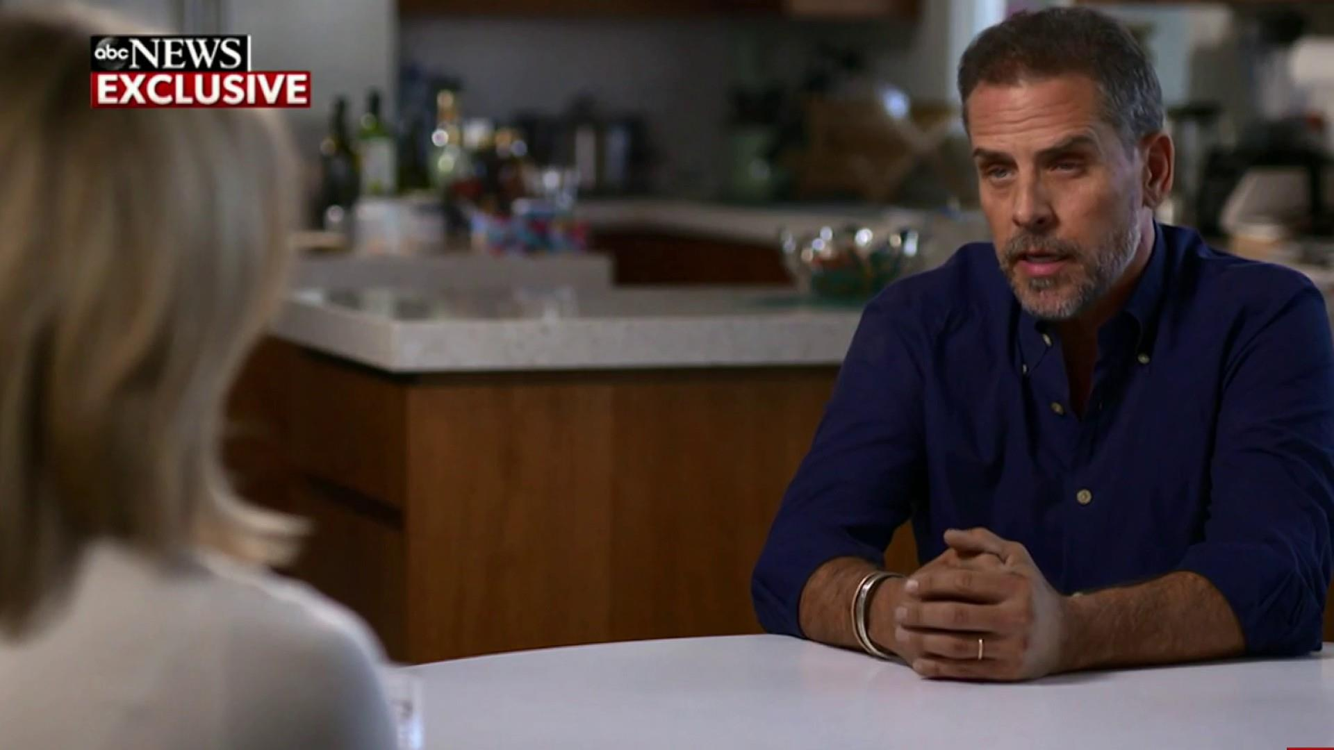 Hunter Biden defends foreign business dealings, but admits 'poor judgment'