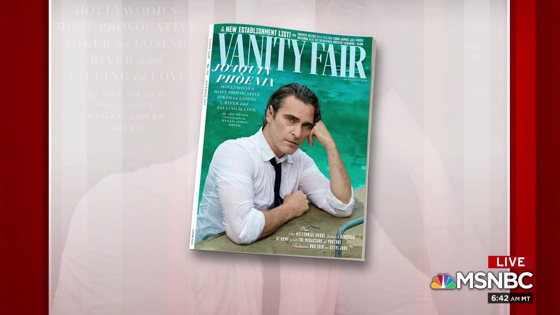 Vanity Fair releases its 2019 New Establishment List