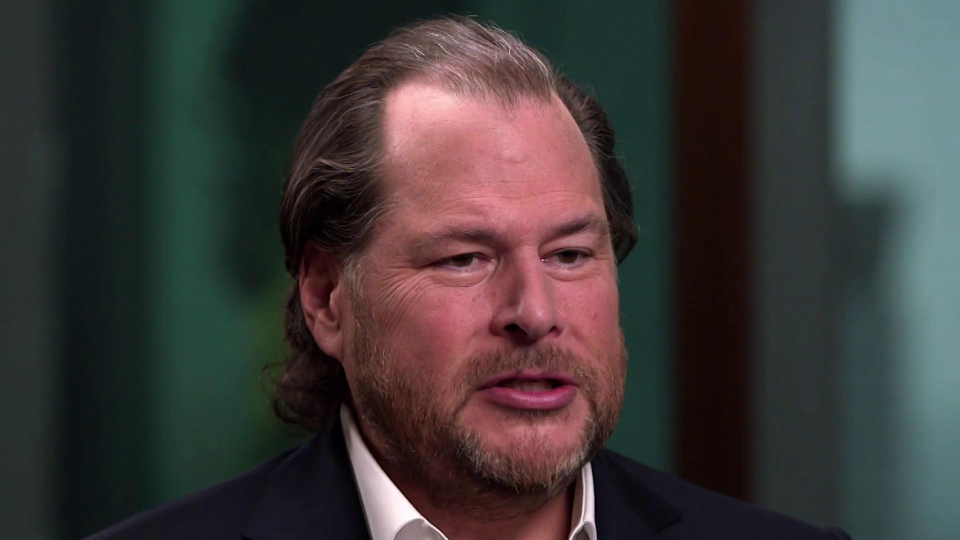 Salesforce CEO says it's time to hold Facebook accountable