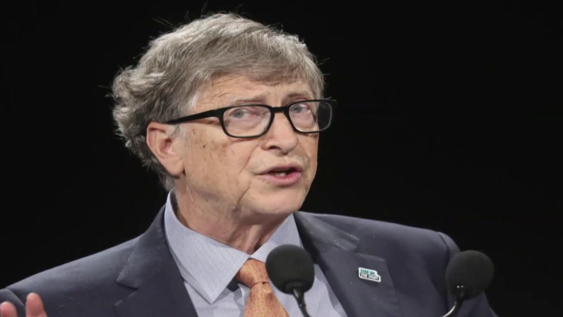 NYT: Bill Gates repeatedly met with Jeffrey Epstein