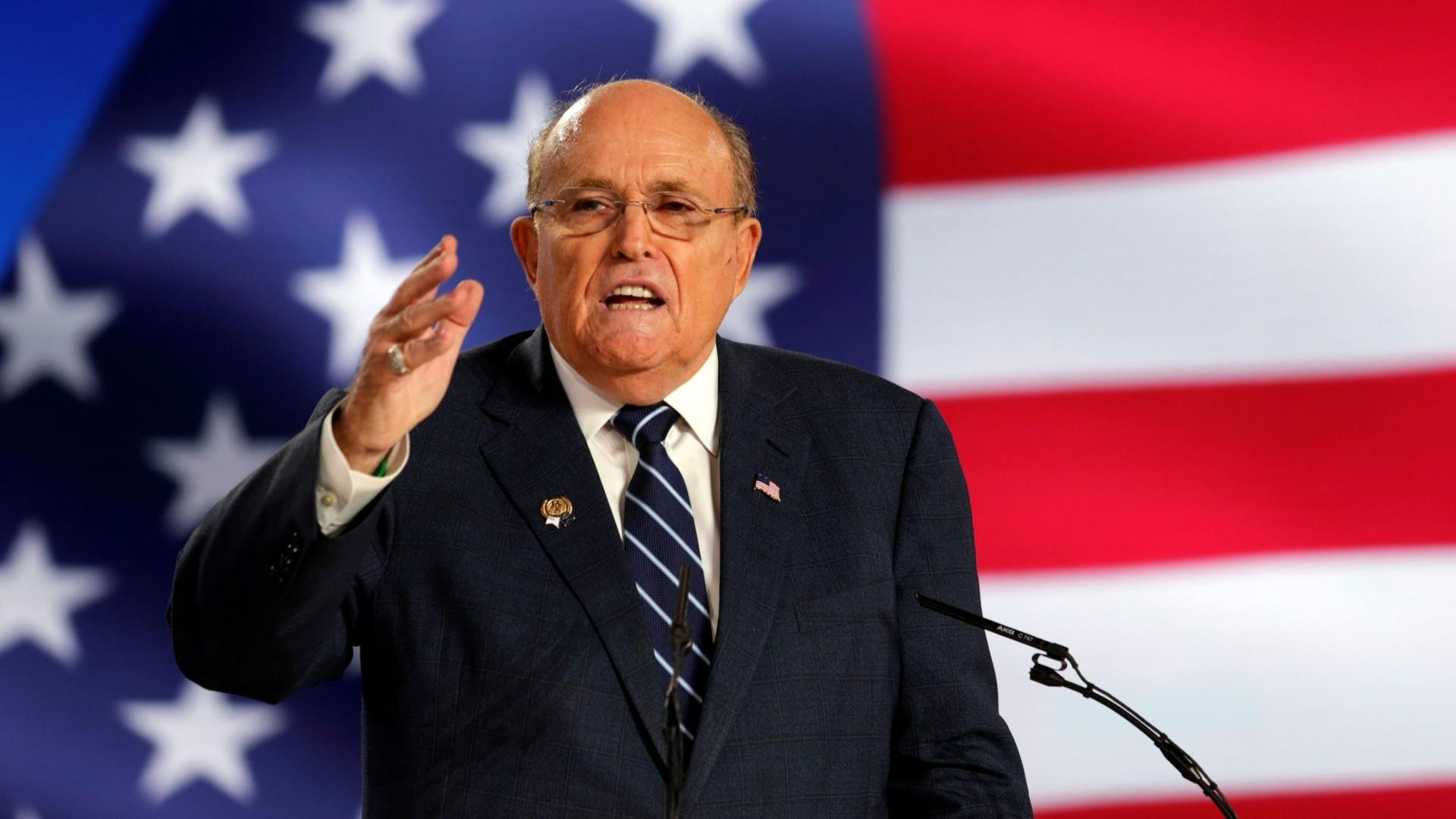 Florida businessmen who helped Giuliani in Ukraine arrested on campaign finance charges