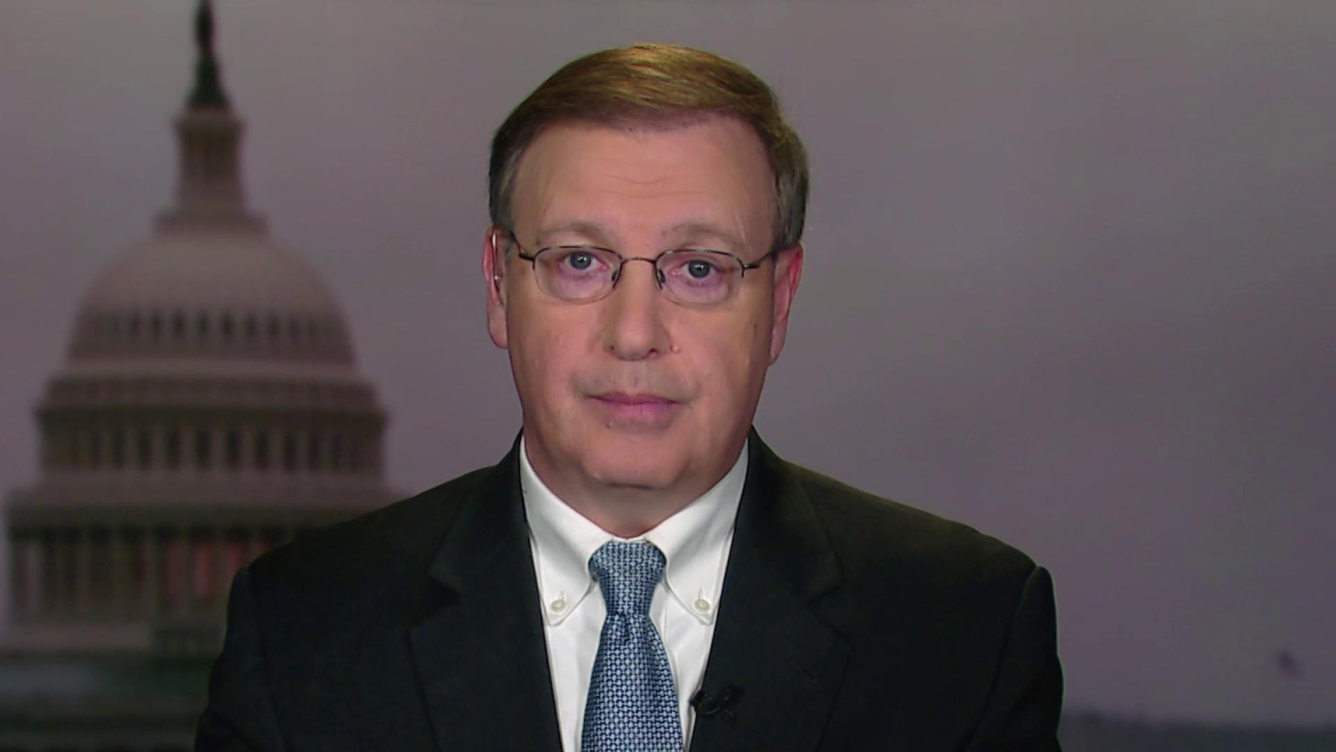 Chuck Rosenberg on not charging a sitting president while in office: 'It's not law, it's just policy'