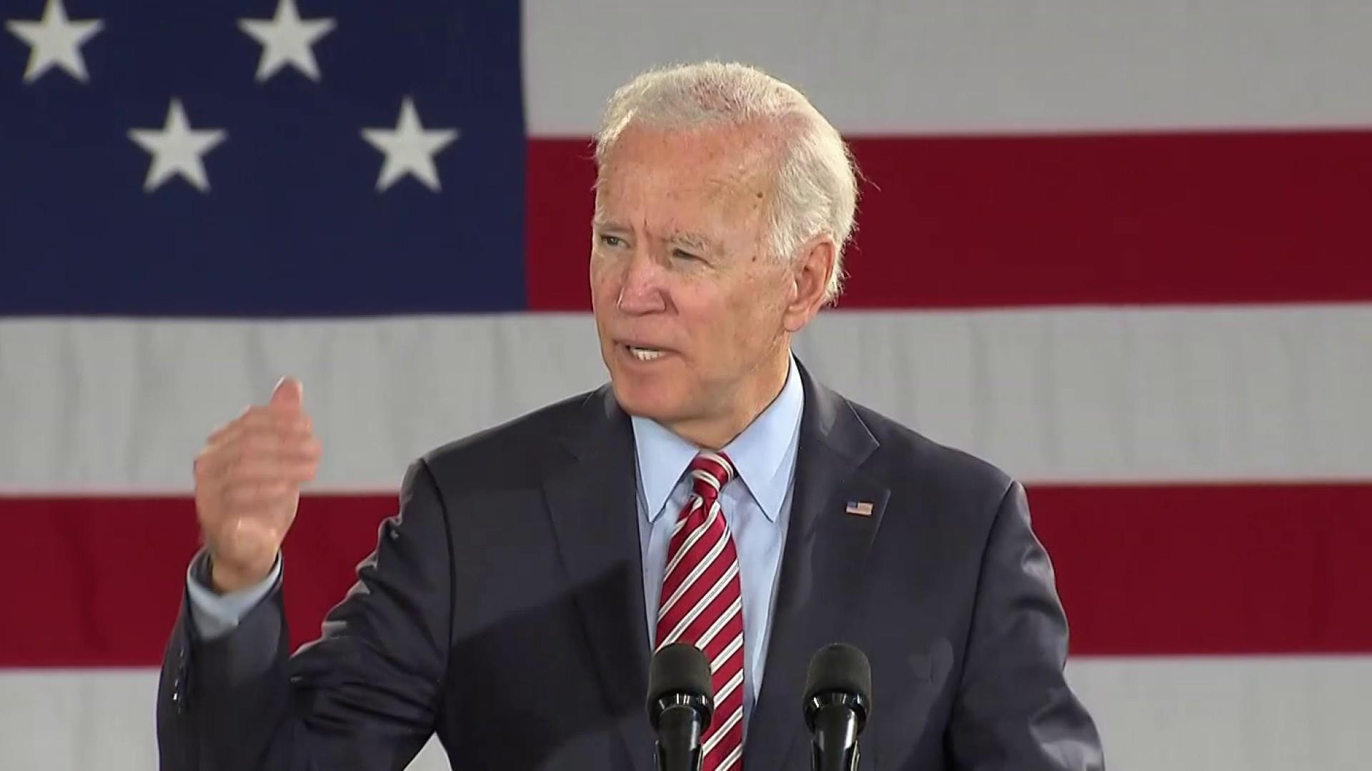 Trump, Biden hold dueling events in swing state Pennsylvania