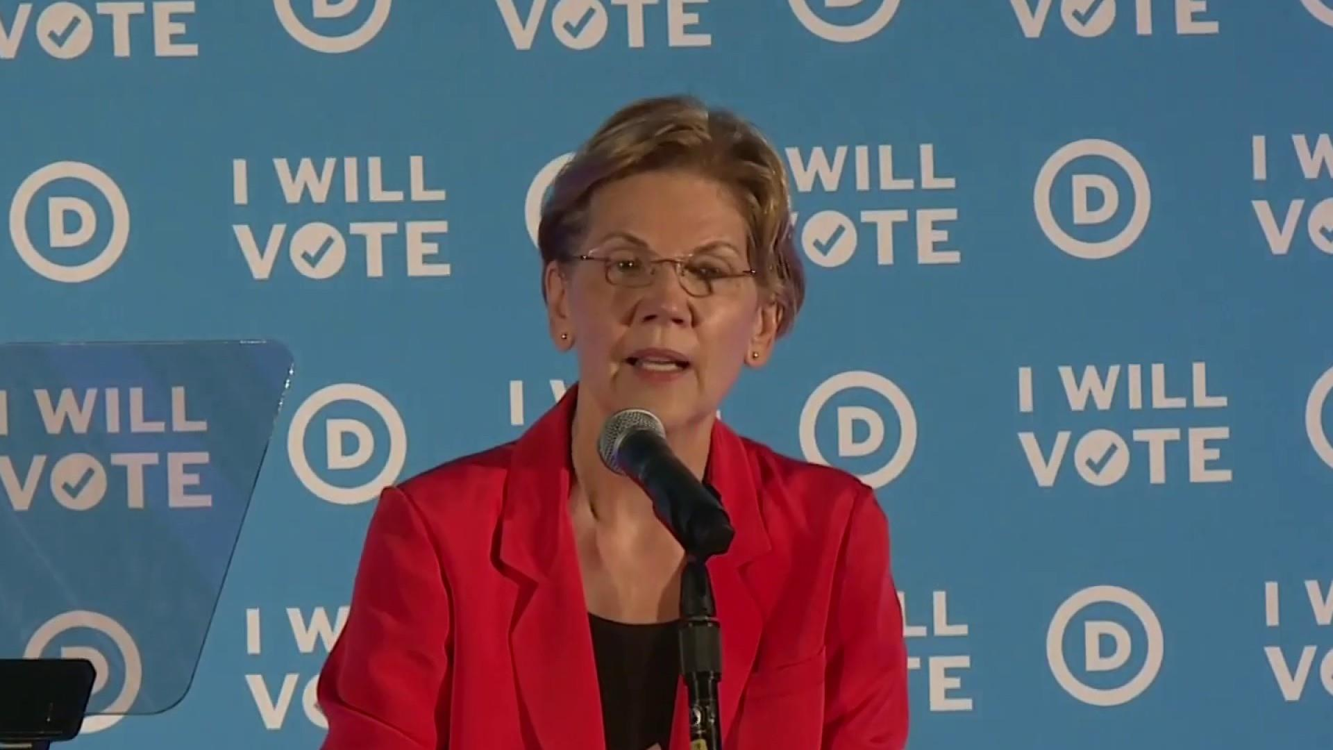 Who's afraid of Elizabeth Warren?