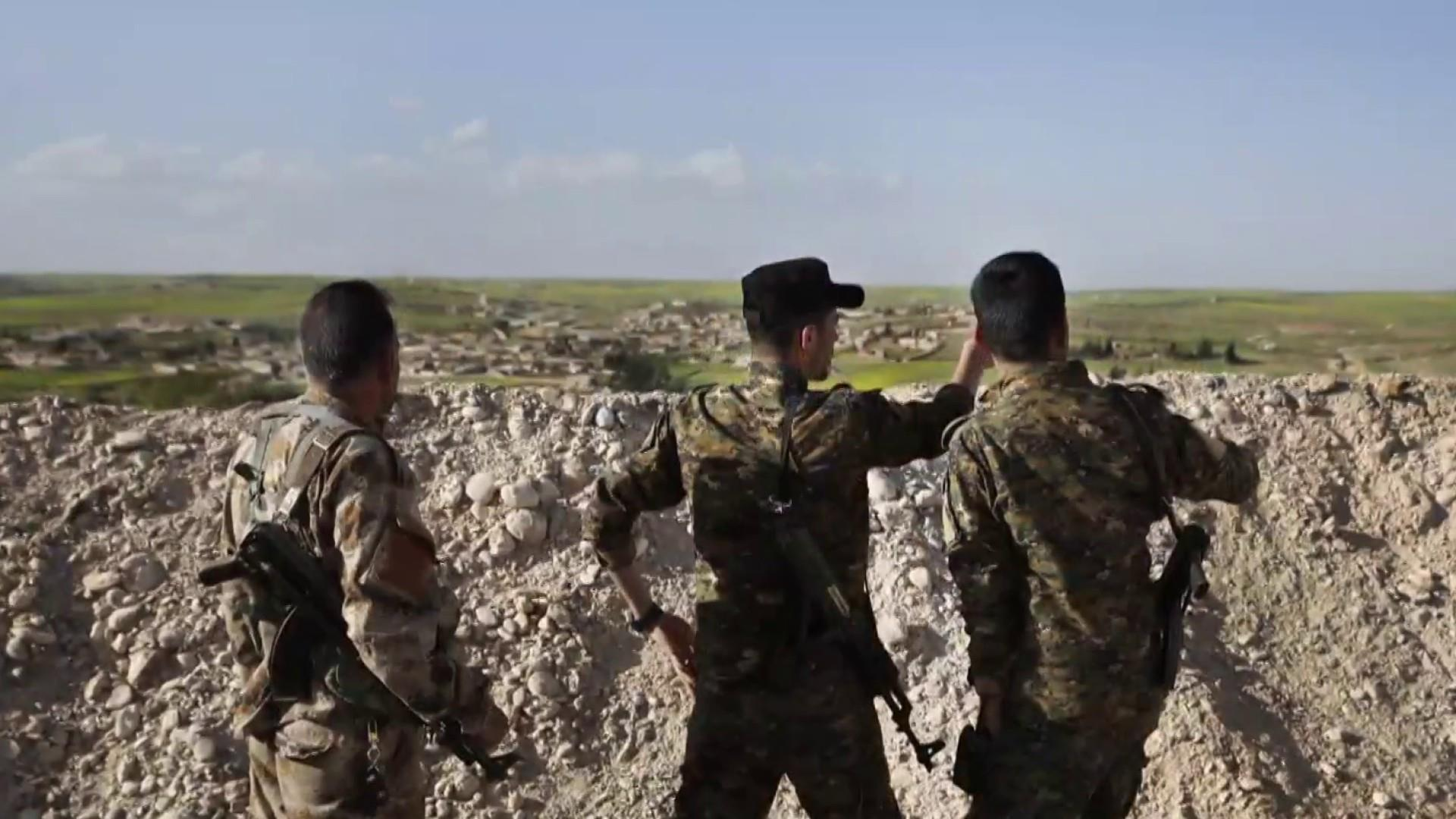 The impact of pulling U.S. troops from the Syria-Turkey border