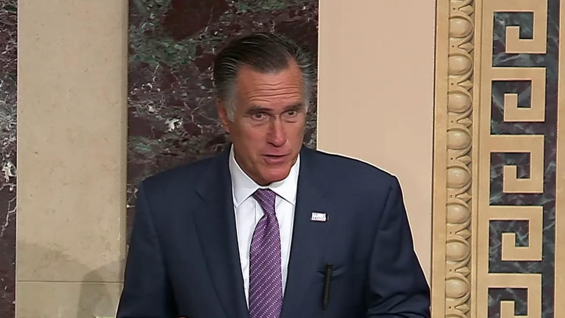 Romney: Abandonment of Kurds 'will stand as a bloodstain on the annals of American history'