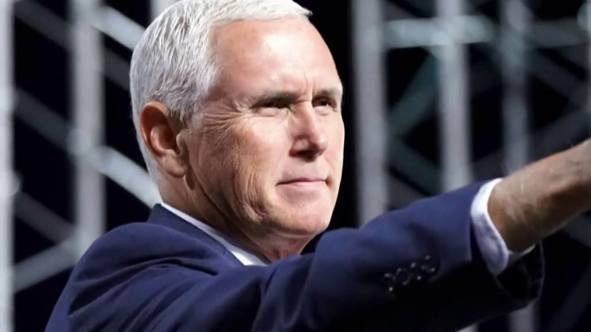 Vice President Pence's defense on the growing Ukraine scandal