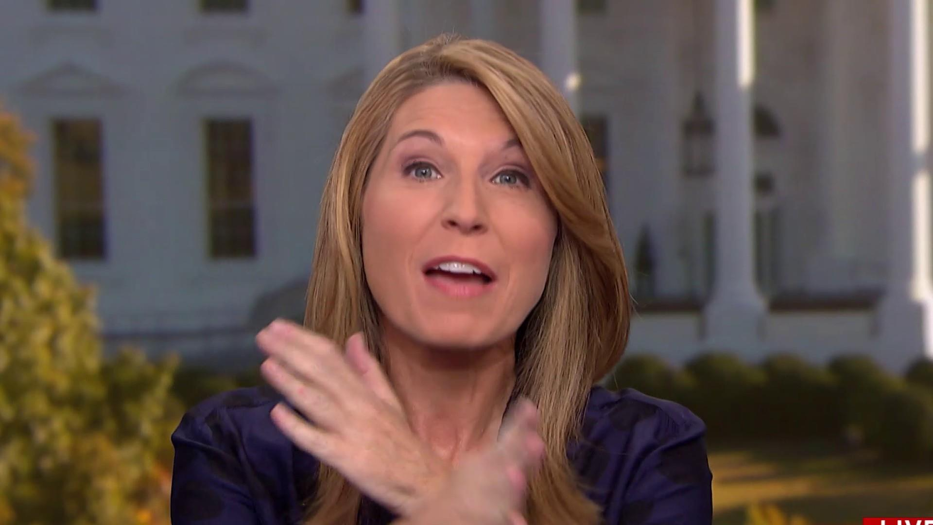 Nicolle Wallace: Pompeo just had worst appearance by executive branch official I've ever seen