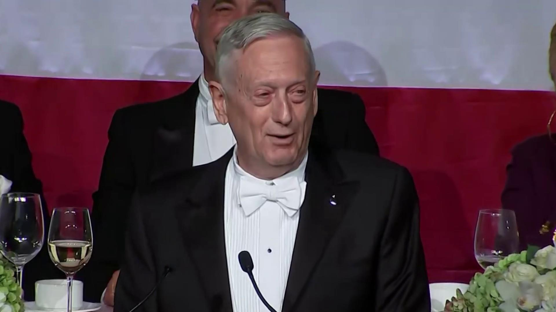 Former top military officials Mattis and McRaven criticize Trump