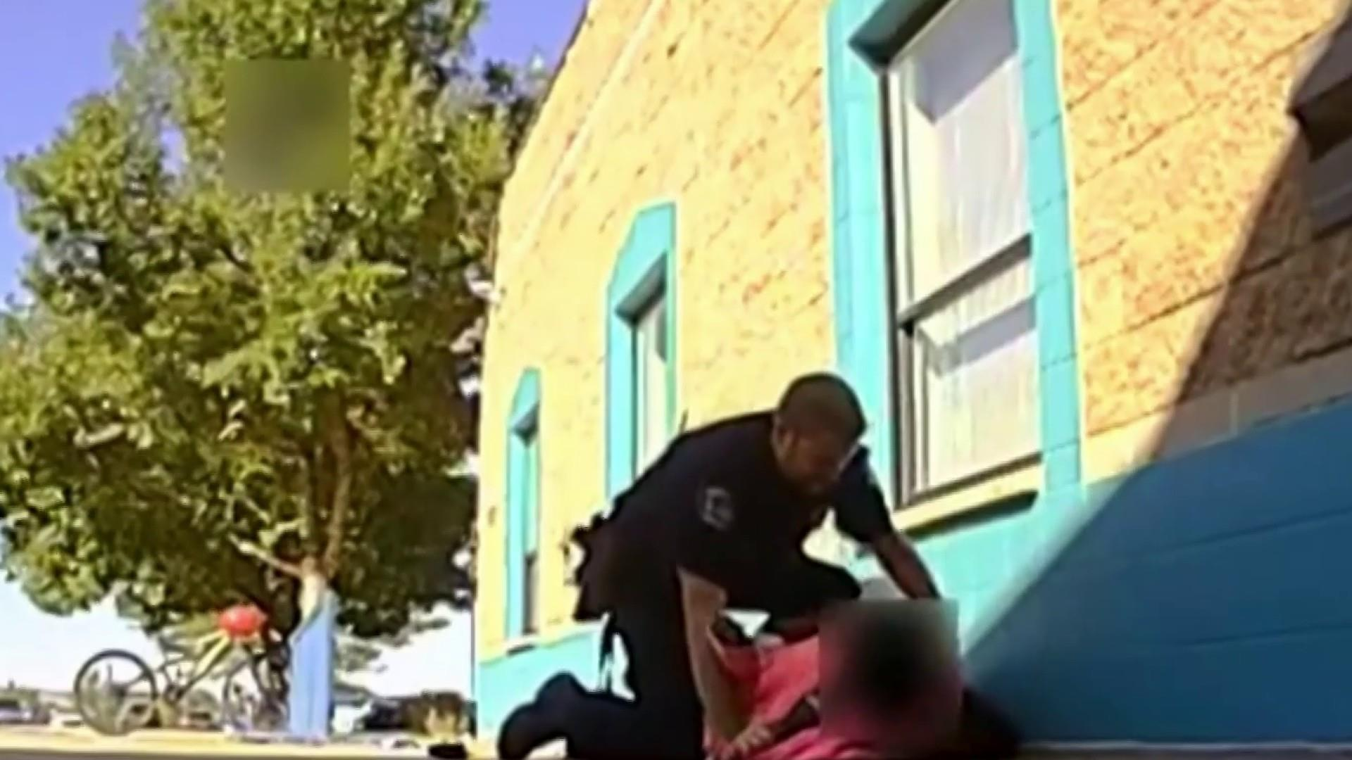 Officer resigns after video captures him throwing an 11-year-old special needs student to the ground