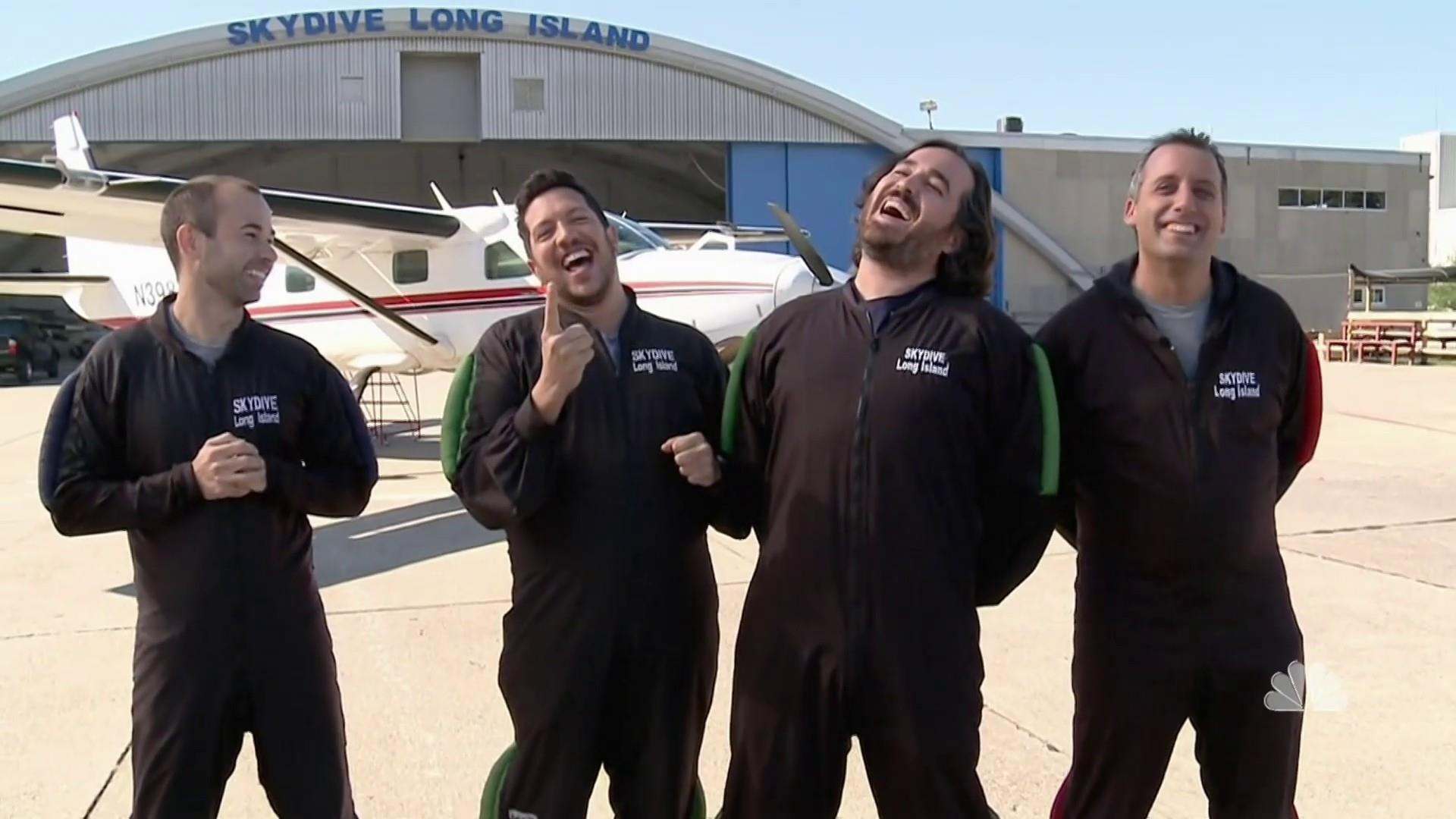 Meet the men behind 'Impractical Jokers'