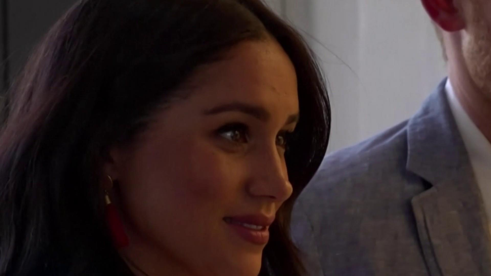 Meghan Markle speaks out about media attention in new documentary