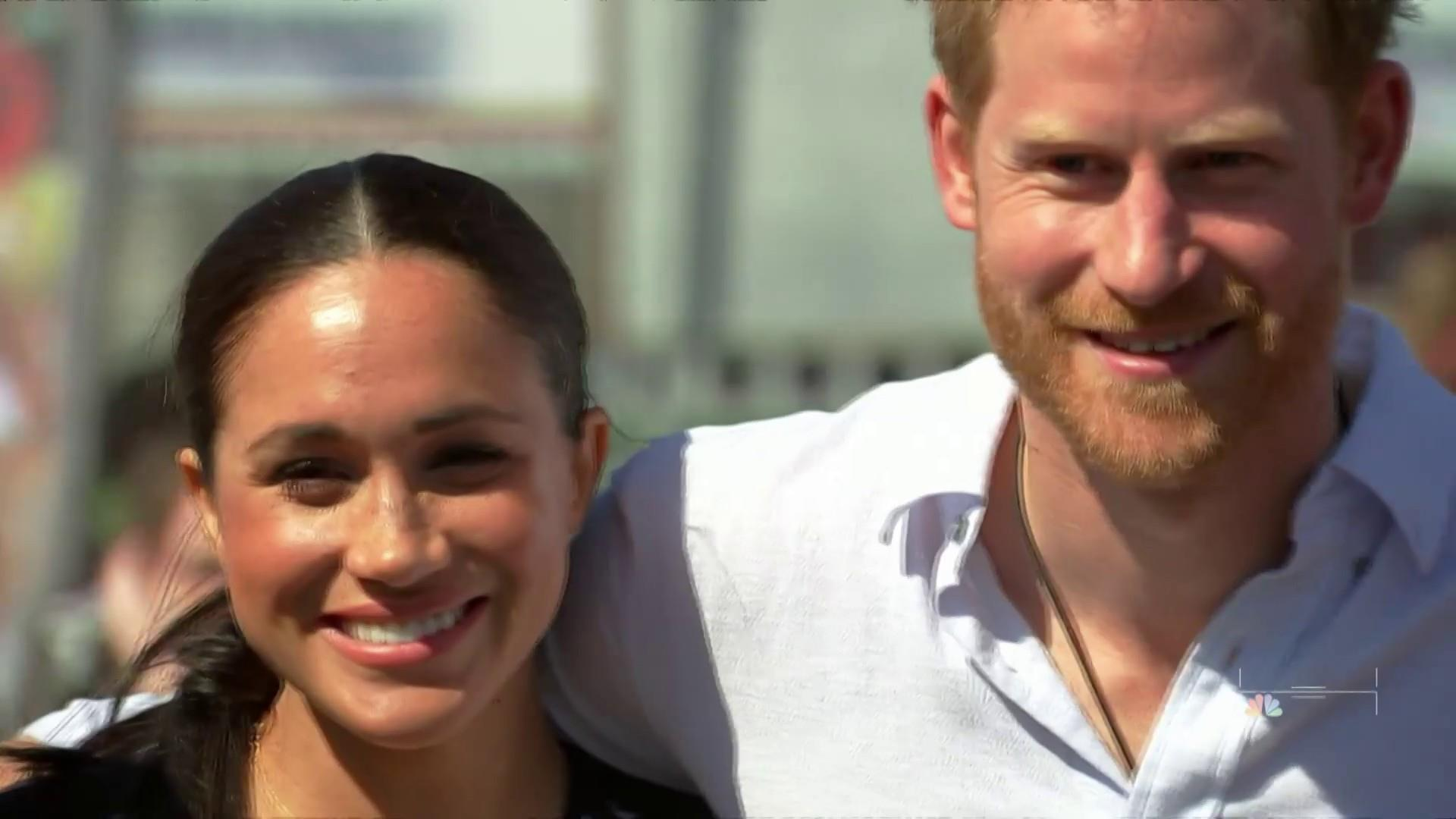 Meghan and Harry get candid about tabloids, Prince William