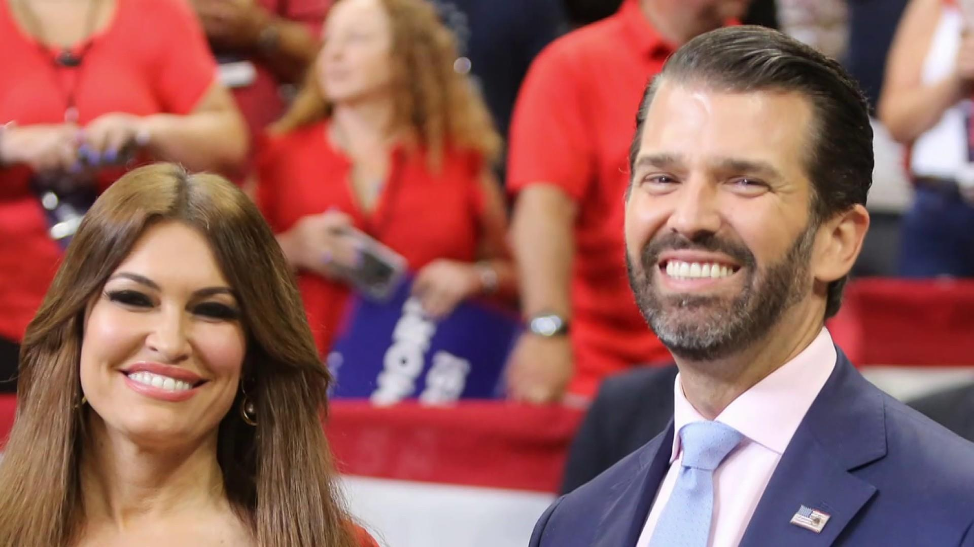 Donald Trump Jr. met with protests amid controversy at University of Florida speaking event