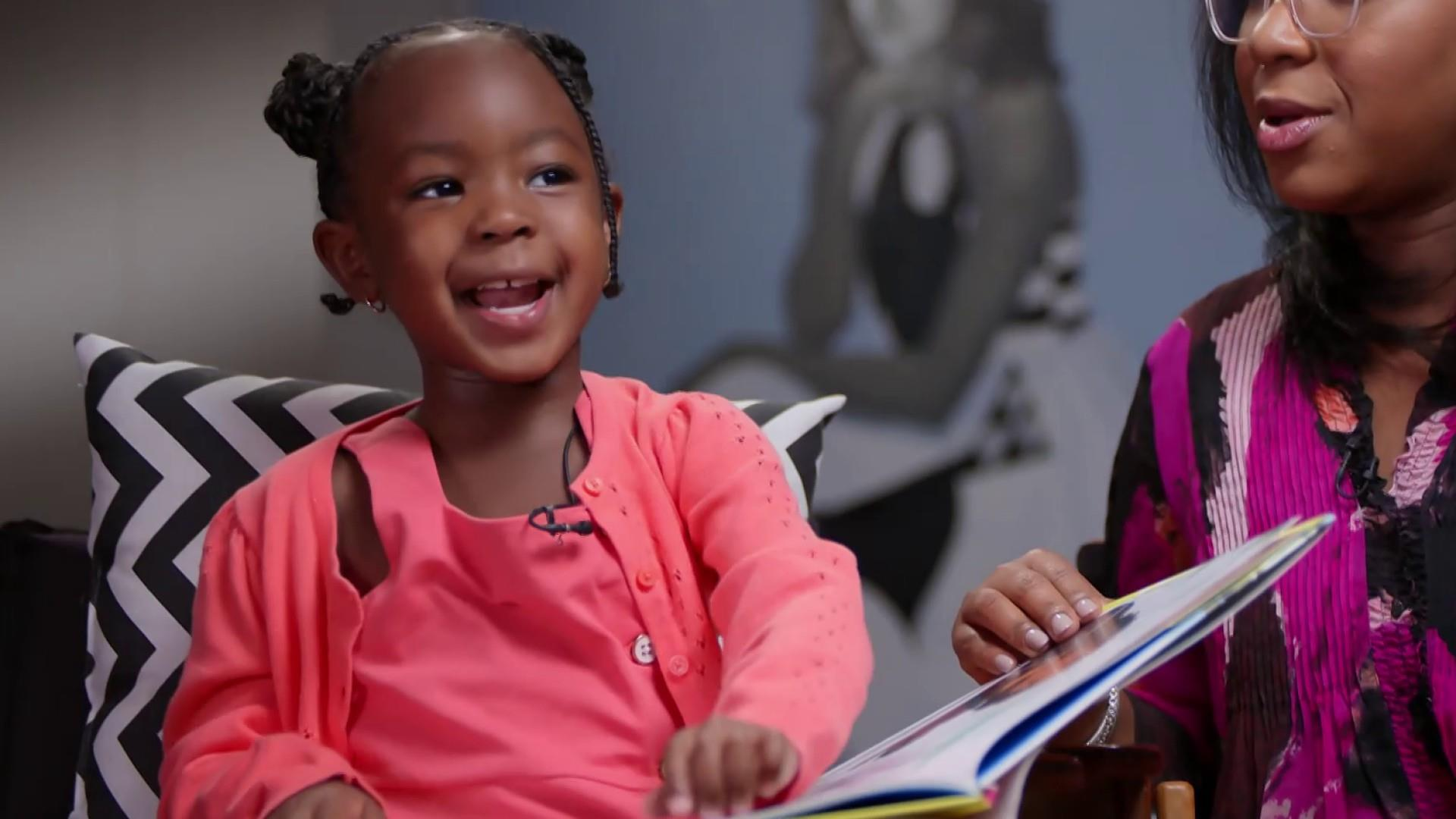Girl awestruck by Michelle Obama portrait hopes to inspire other kids with new book