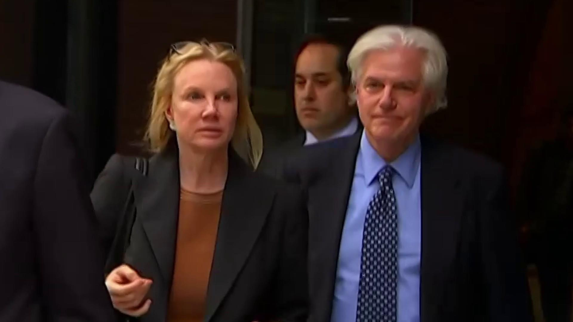 NYC man, wife both sentenced to month in prison in college admissions scam