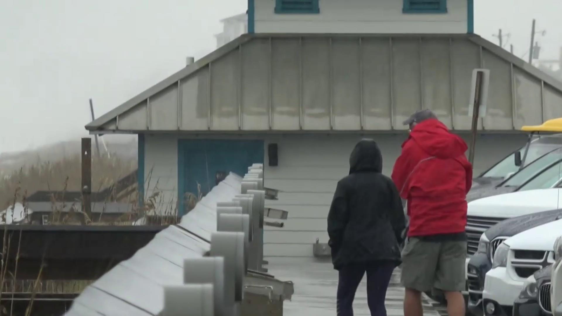 Florida panhandle braces for Tropical Storm Nestor