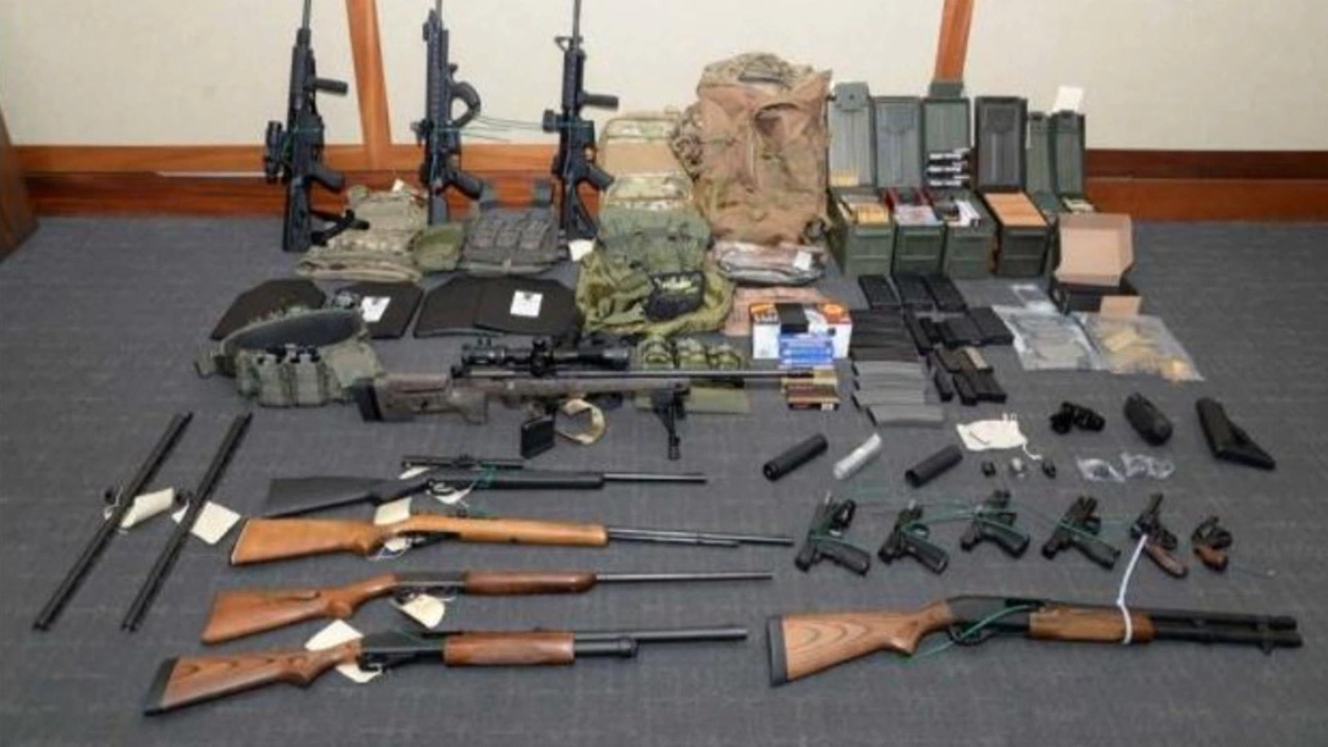 Coast Guard officer pleads guilty to federal gun and drug charges