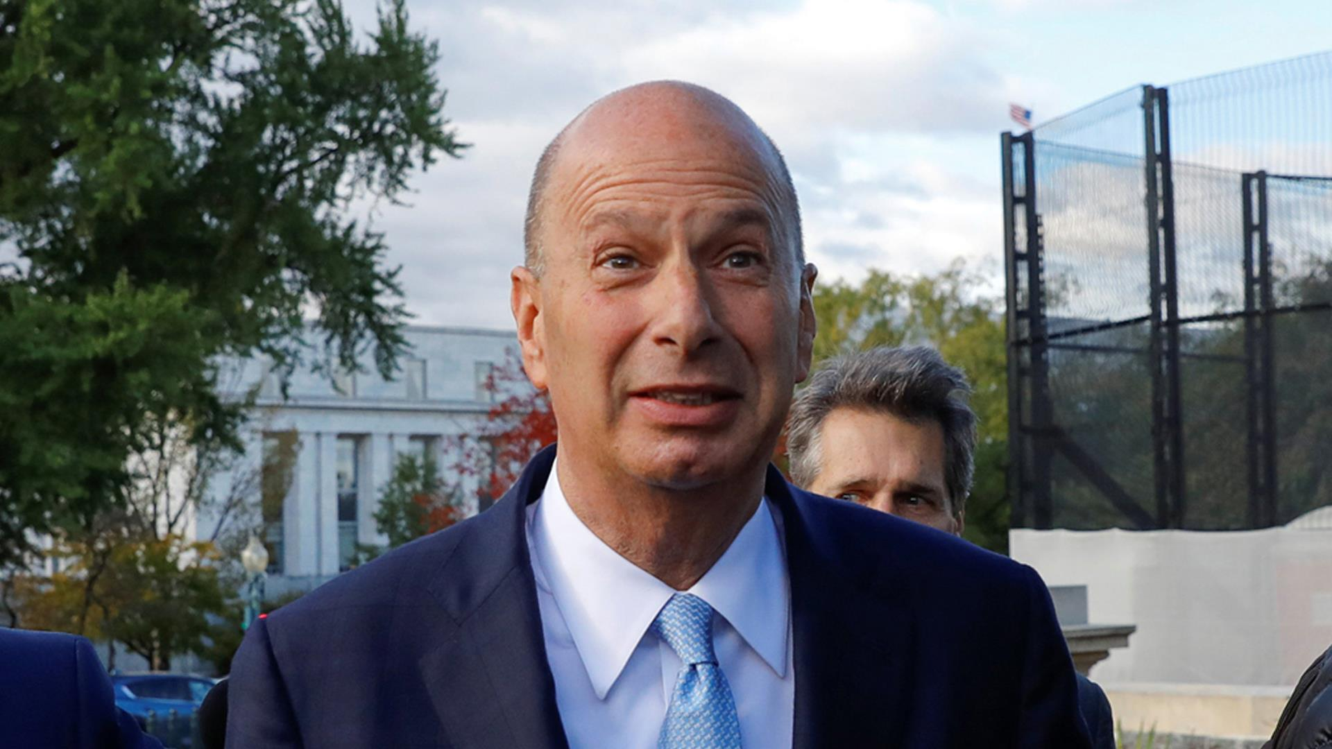 Sondland to testify that Trump directed Giuliani to push Ukraine scheme