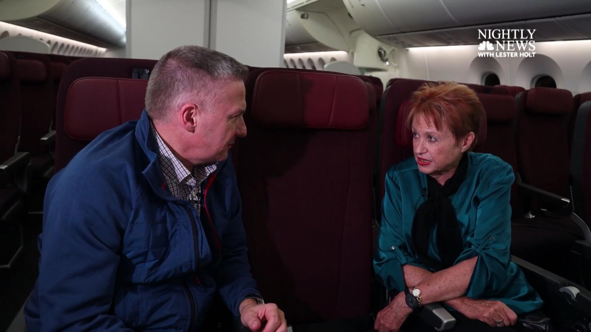 How record-breaking 19-hour Qantas flight plans to combat jetlag
