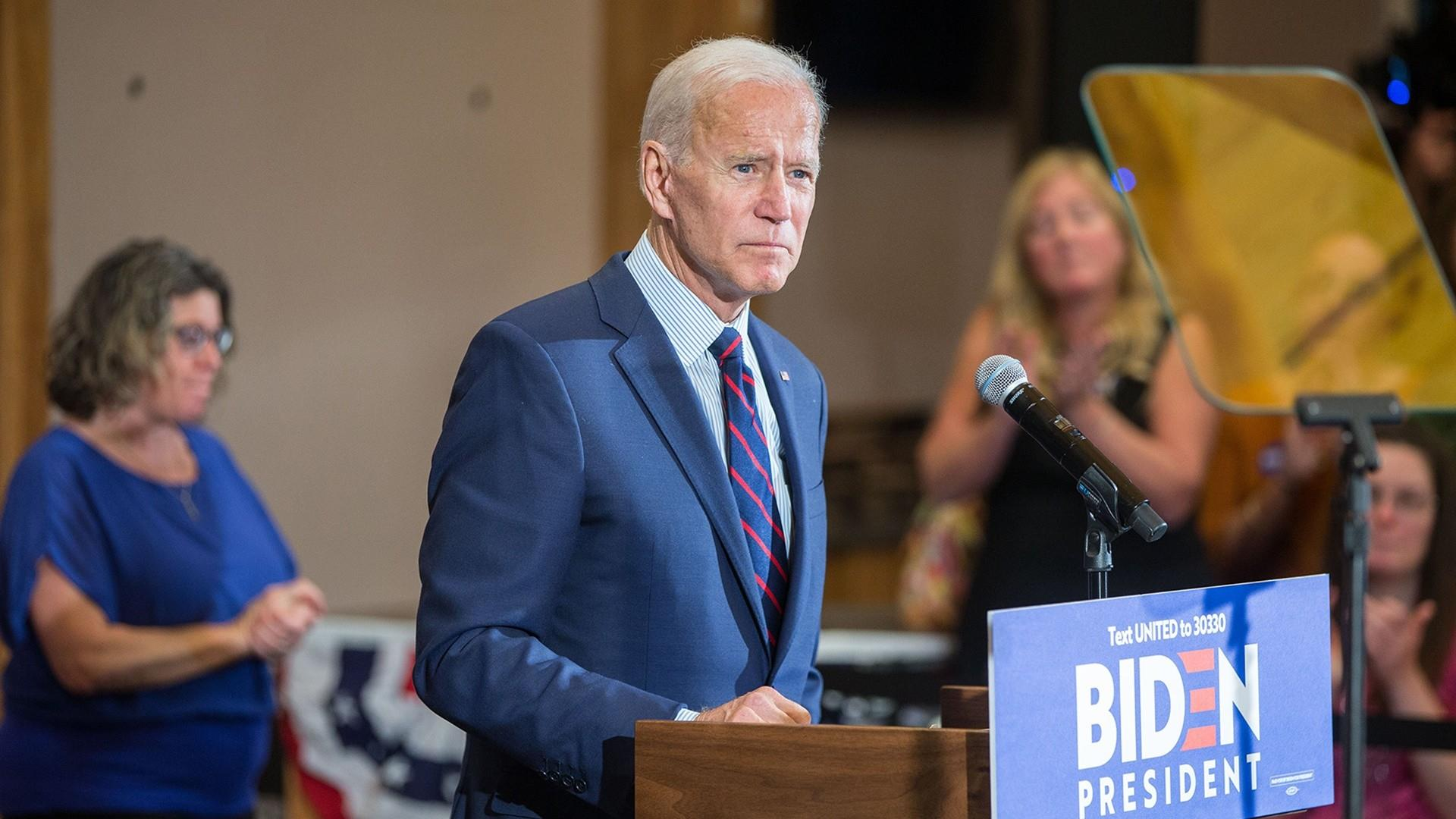 Trump rips Biden and son, says former VP 'understood how to kiss Barack Obama's ass'