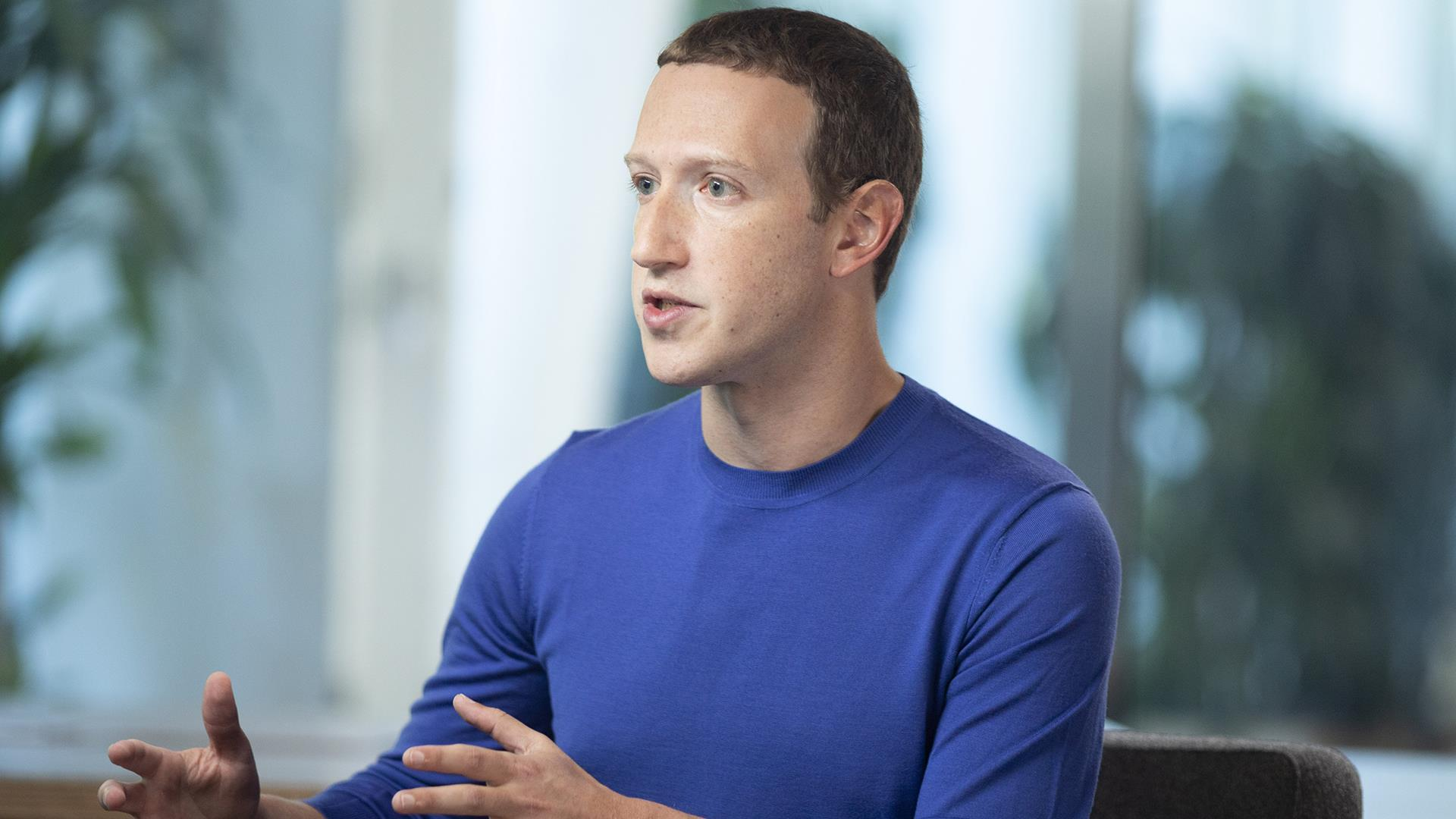 Mark Zuckerberg: Facebook caught Russia and Iran trying to interfere in 2020