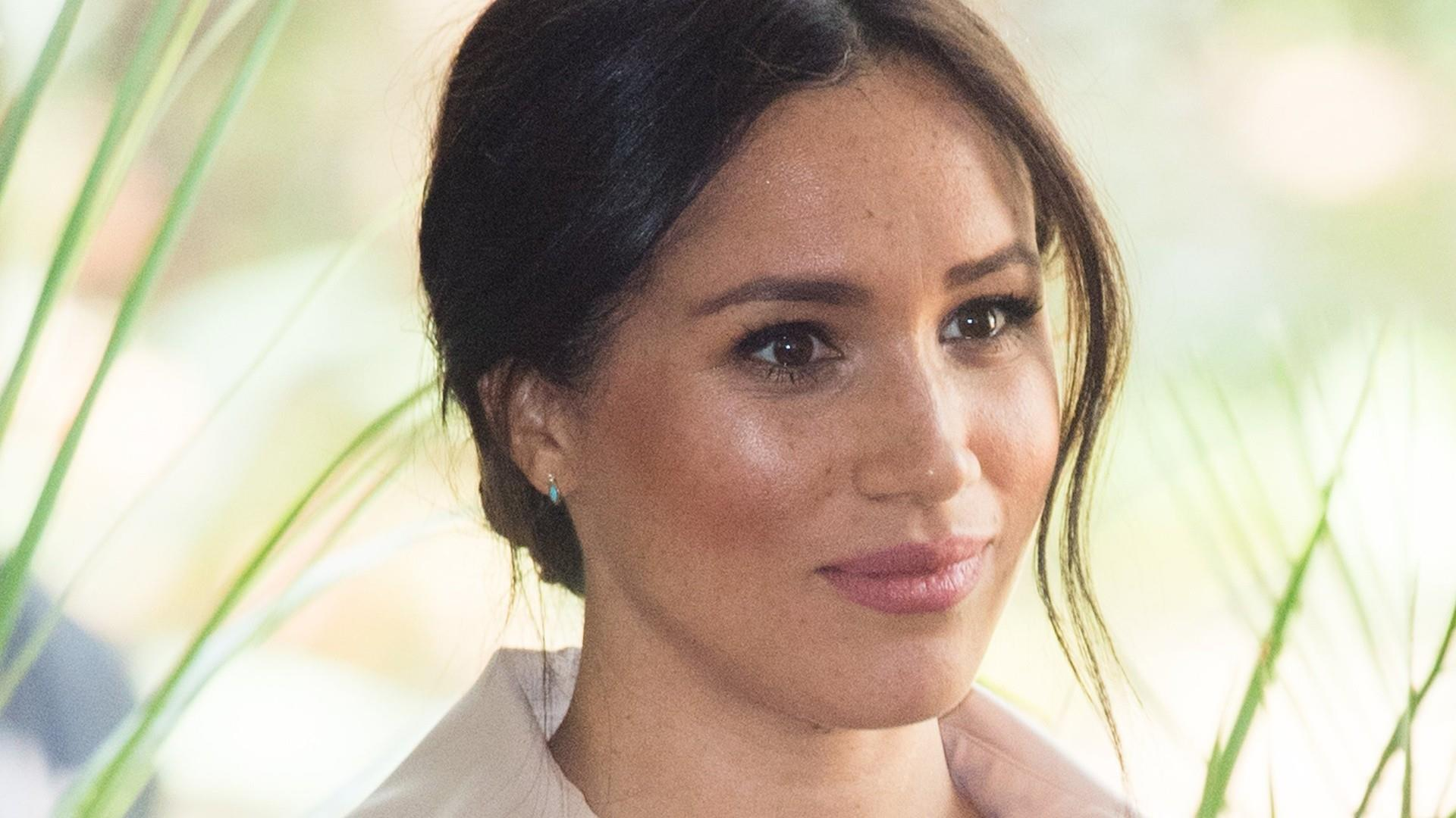 Meghan Markle opens up about vulnerabilities as a new mom
