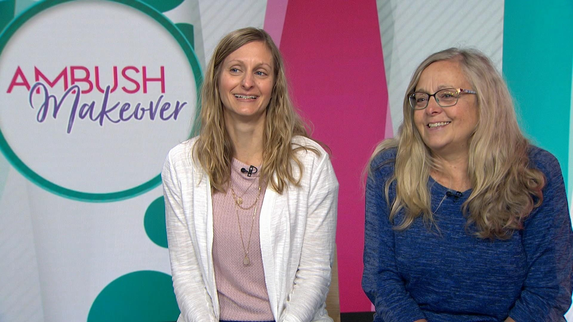 Ambush Makeover: See mom and daughter's fabulous new looks
