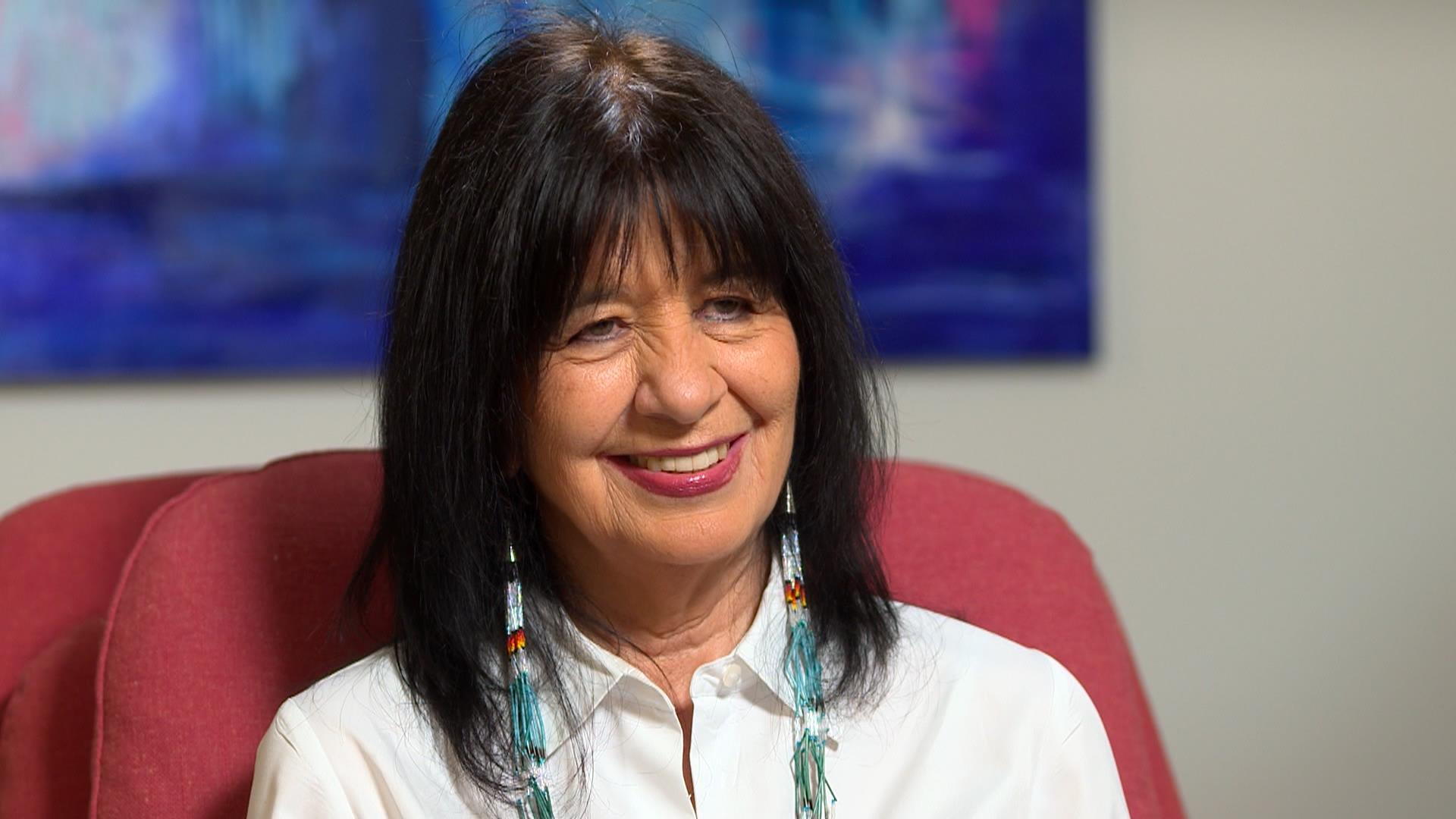 Meet the United States' first Native American poet laureate
