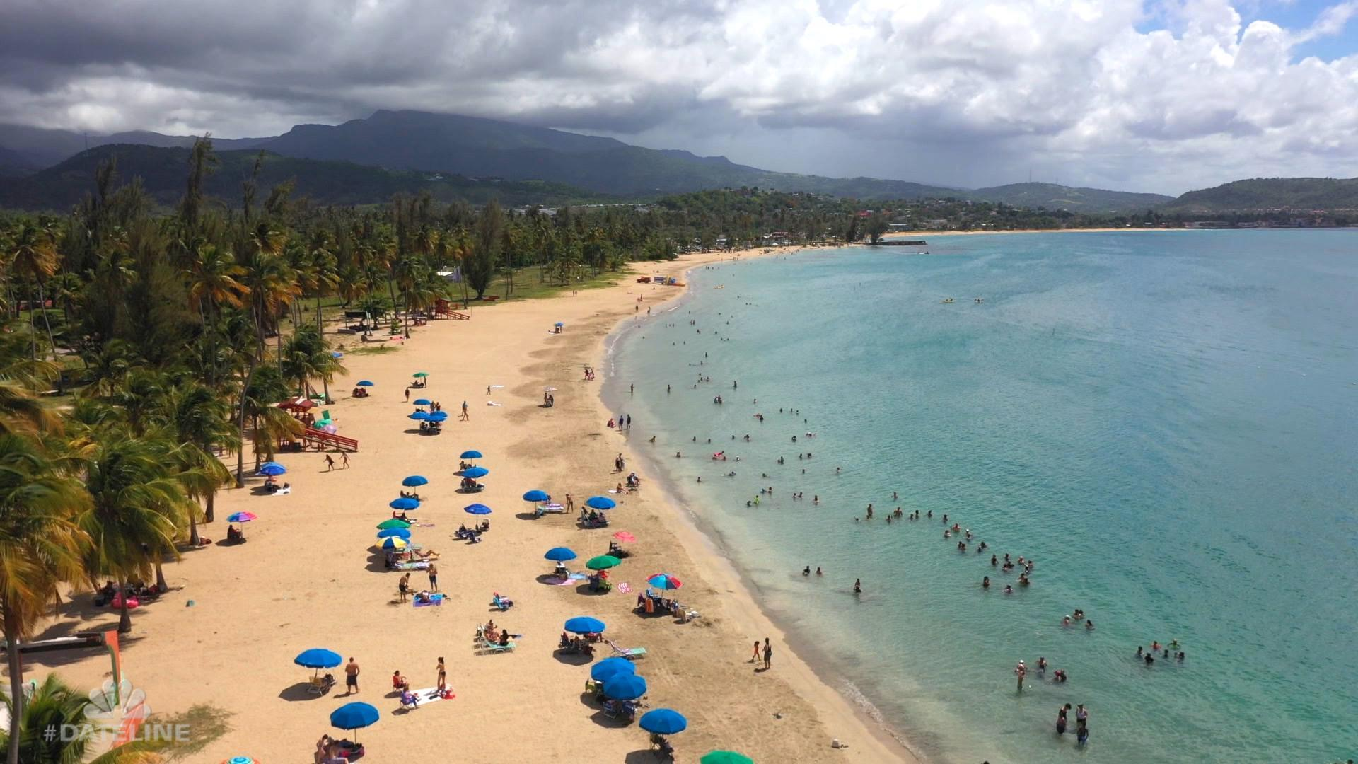A Postcard from the Field: Luquillo Beach, Puerto Rico