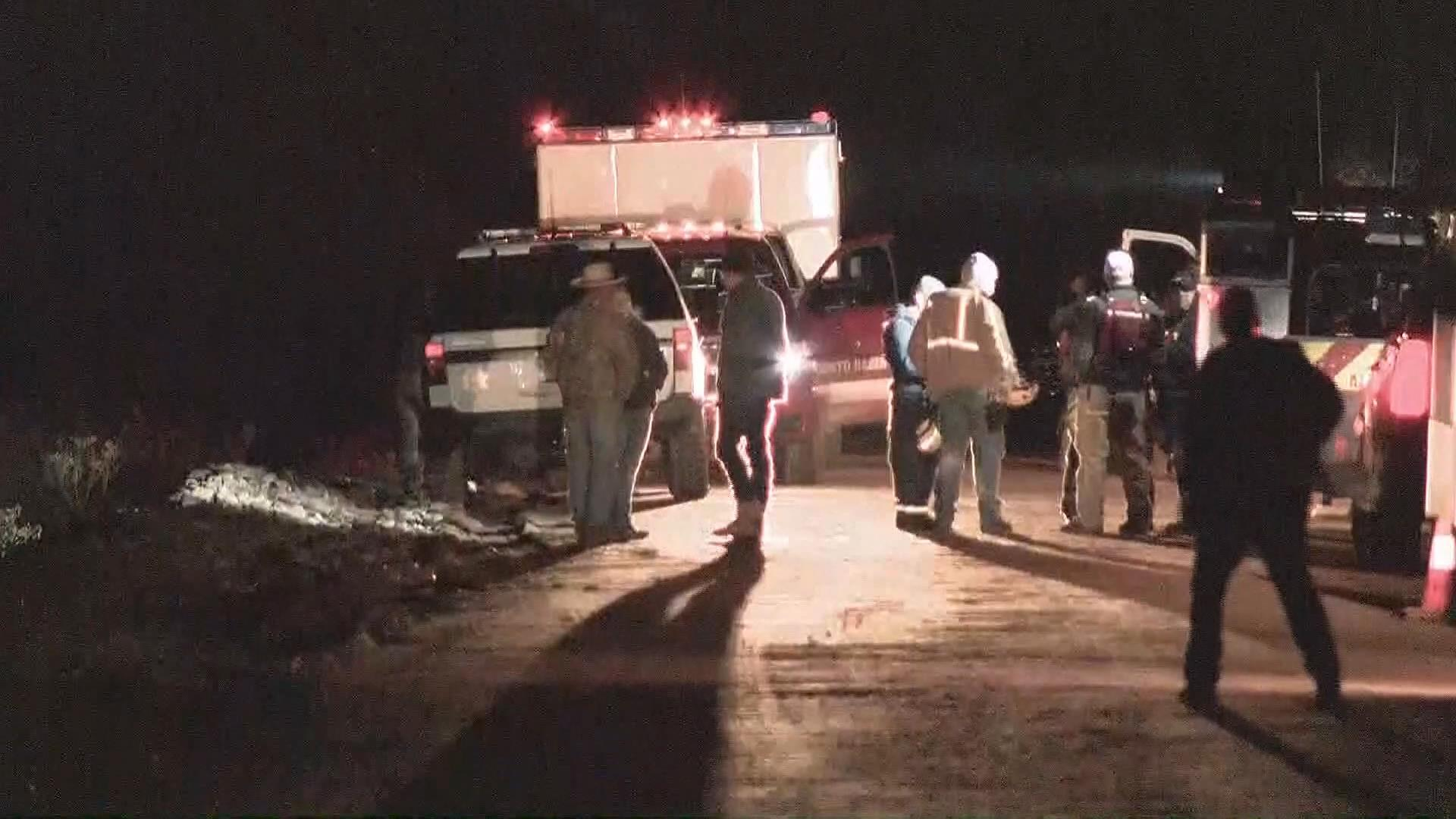 Two children dead, one missing in Arizona after RV is swept into flooded creek