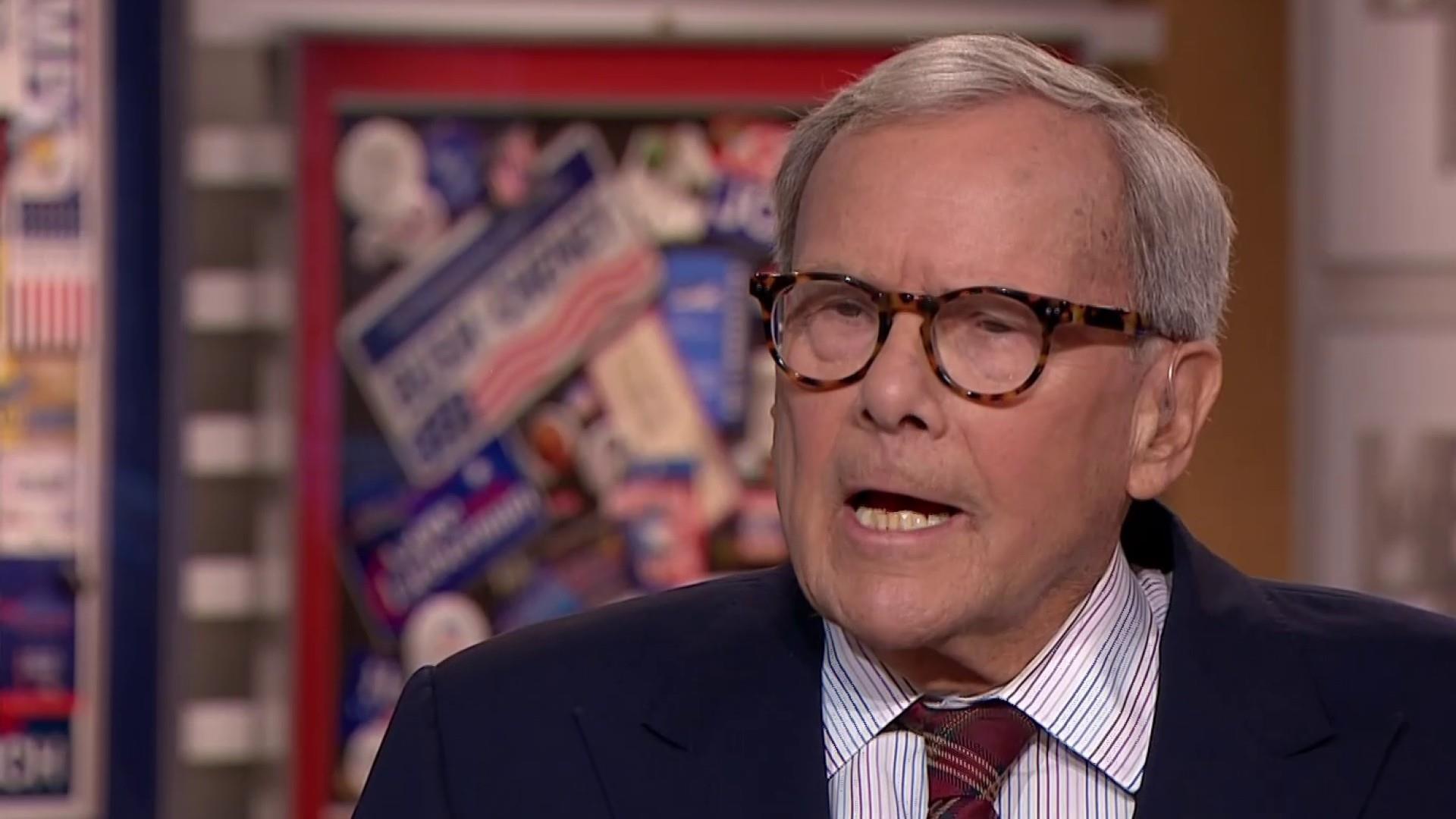 Brokaw: 'It was a more deliberate process' during Nixon impeachment