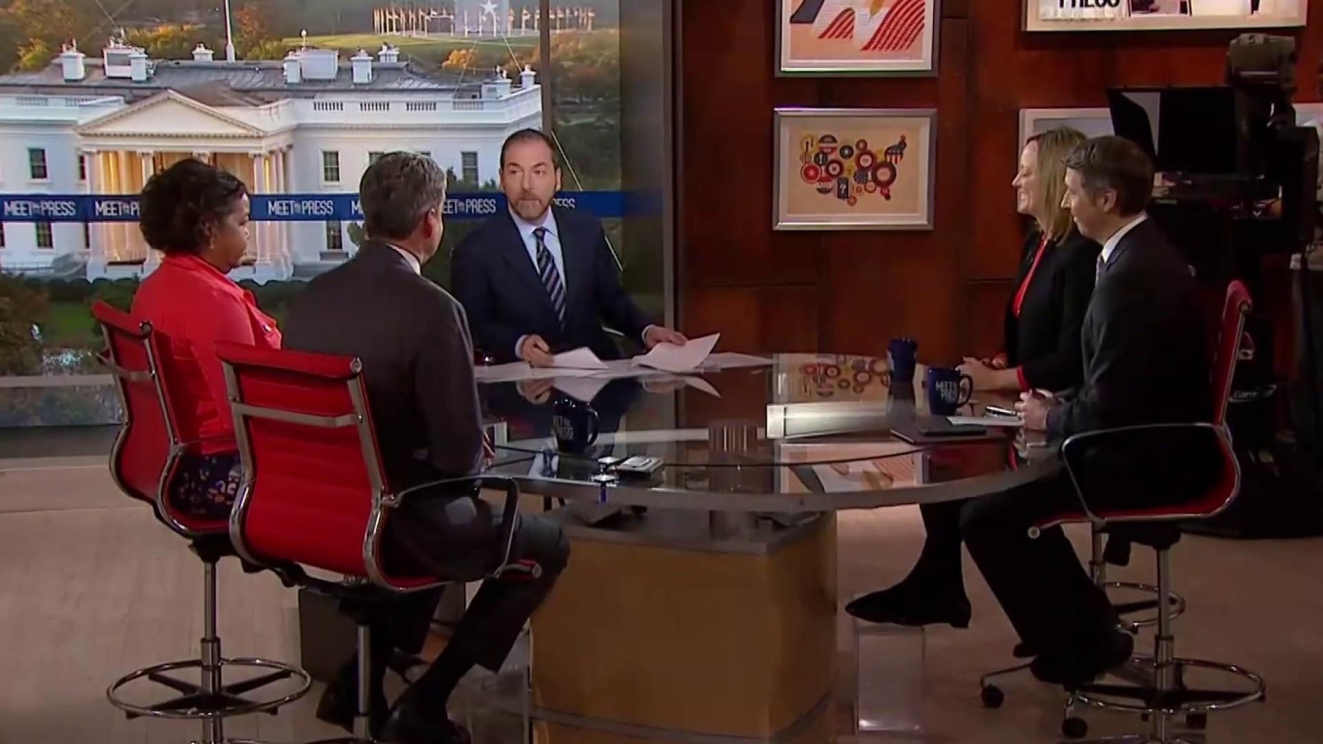 Full Panel: Impeachment inquiry formalized with divided House vote