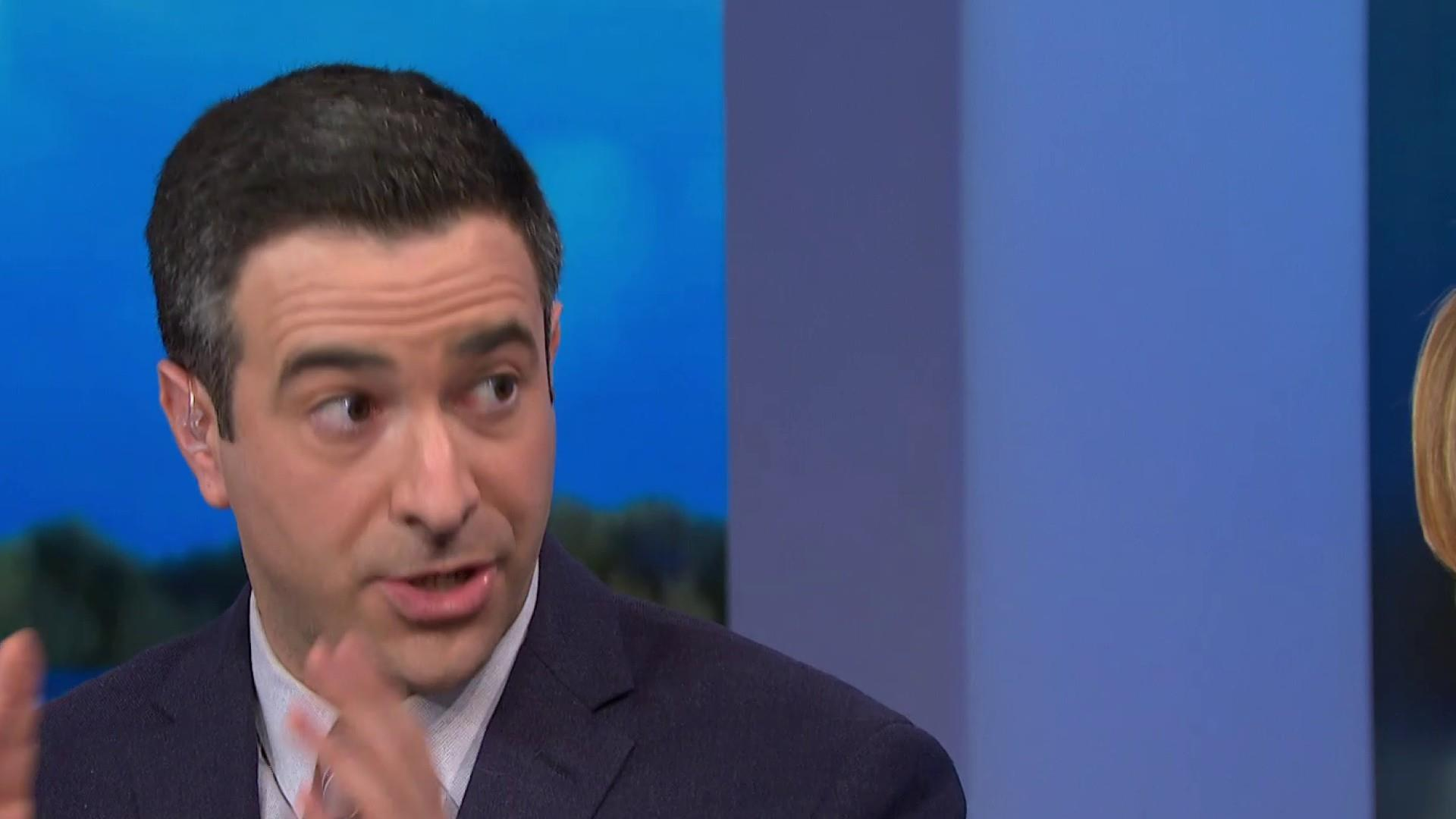 Ari Melber live fact-checks GOP Congressman on 'bribery' during impeachment hearing