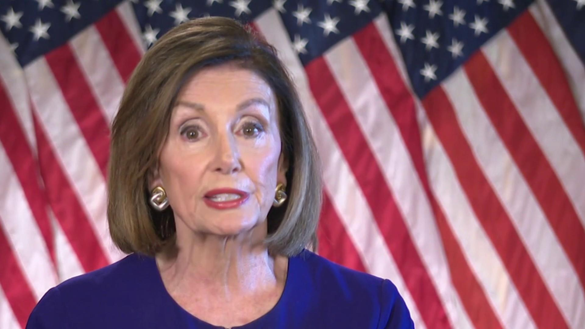 'No choice': How Pelosi went from blocking impeachment to going after Trump on Ukraine