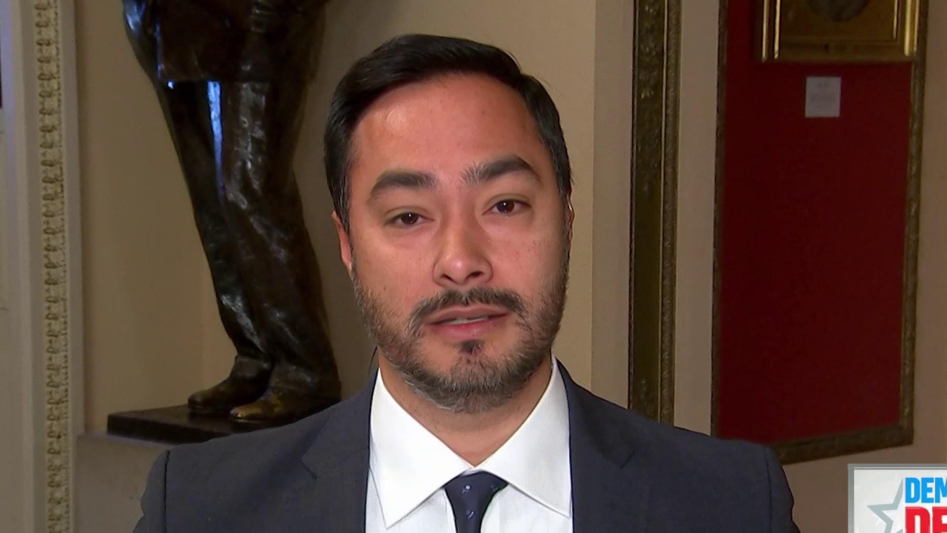 House Intel member looks ahead to Friday, next week