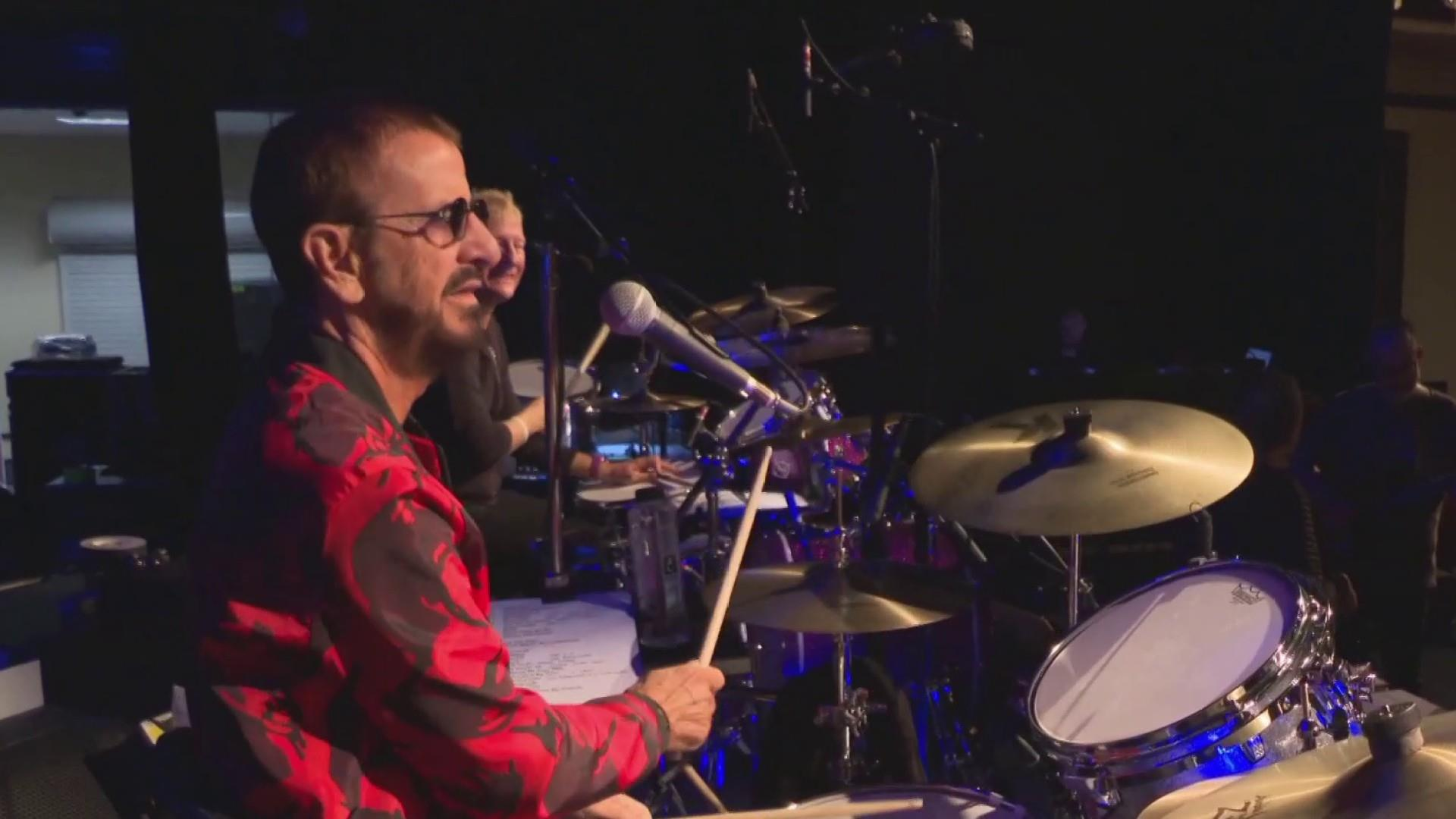 Ringo Starr says new album likely to be his last