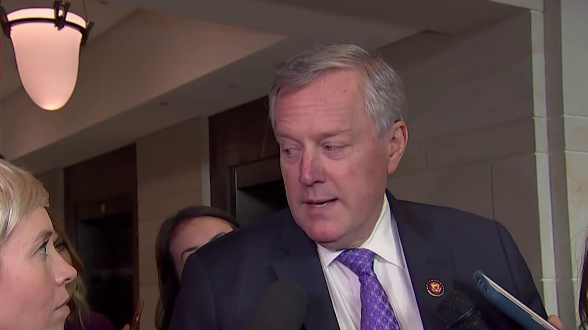 Meadows: Defending Trump is 'getting easier' as more officials testify