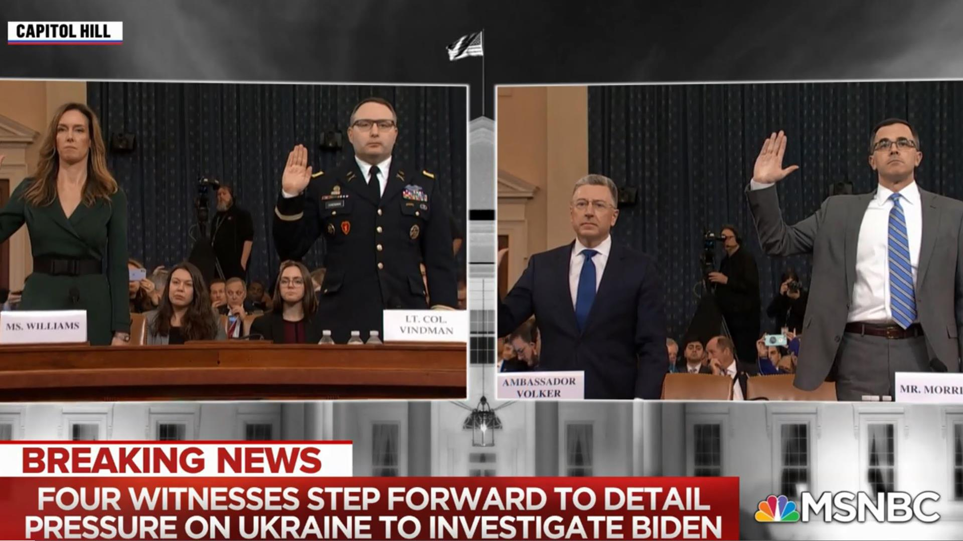 Impeachment hearing Super Tuesday